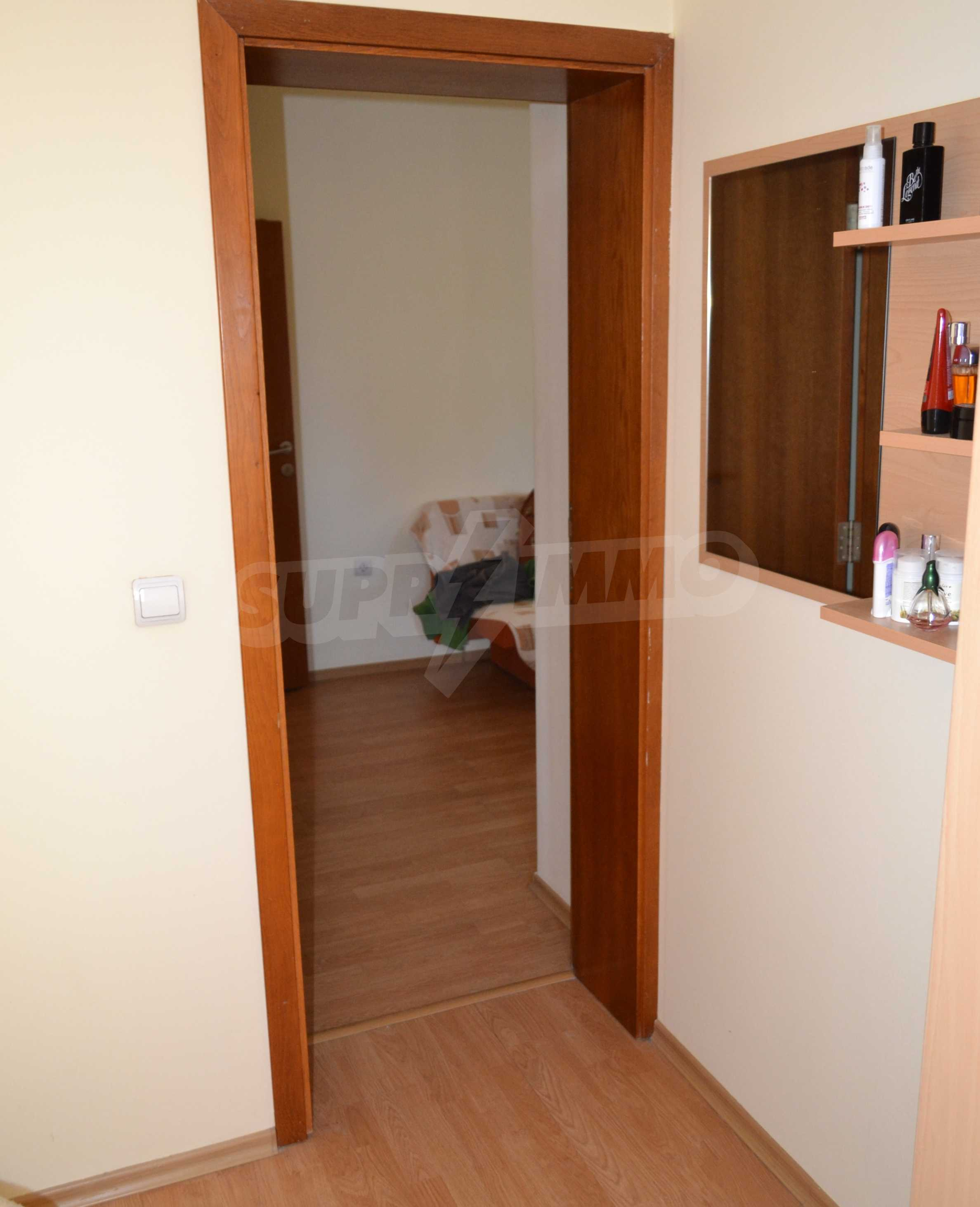 Furnished one-bedroom apartment in a complex with amenities next to the ski slopes of Pamporovo 8