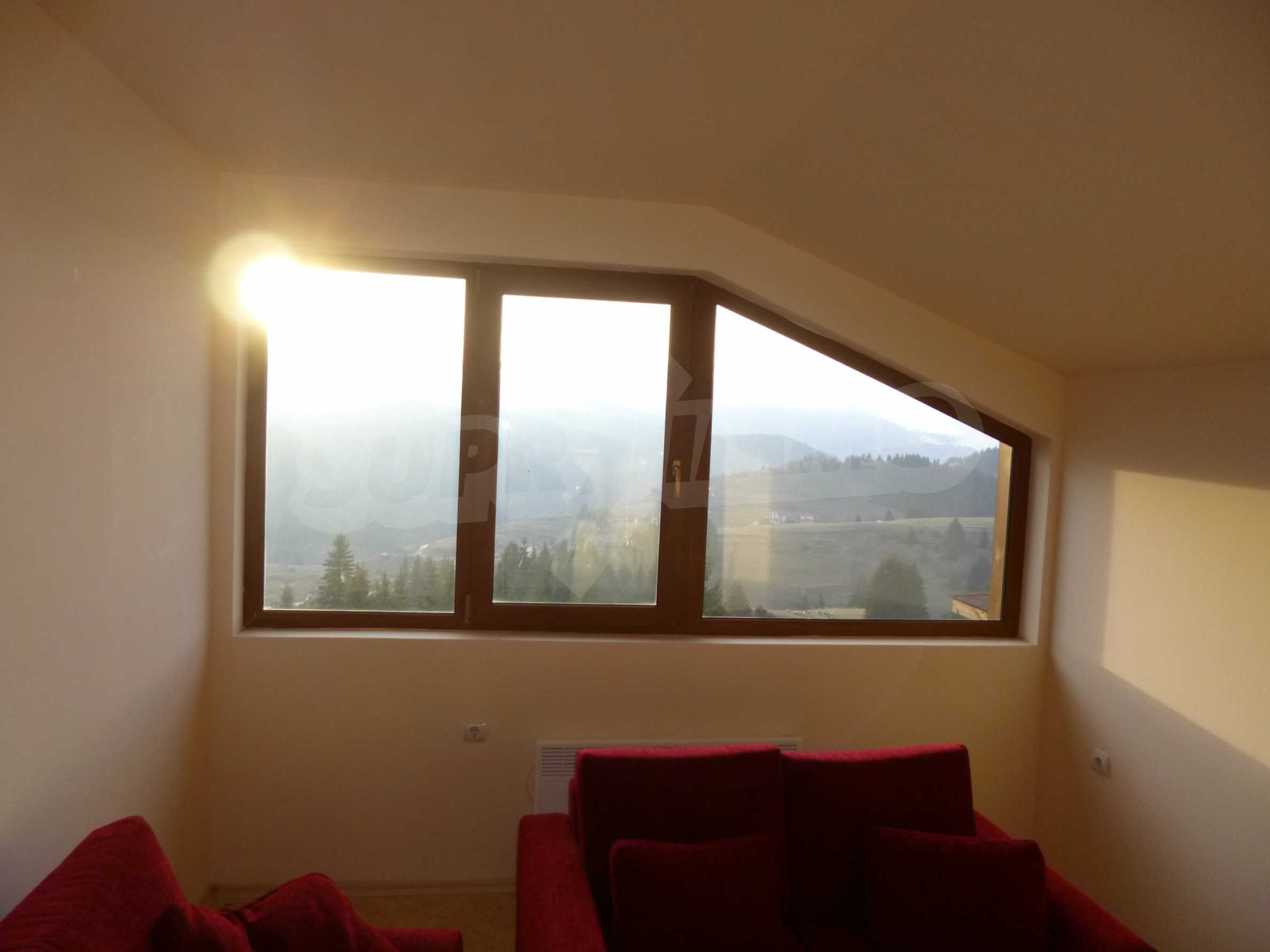 Top floor apartment in Pamporovo 8