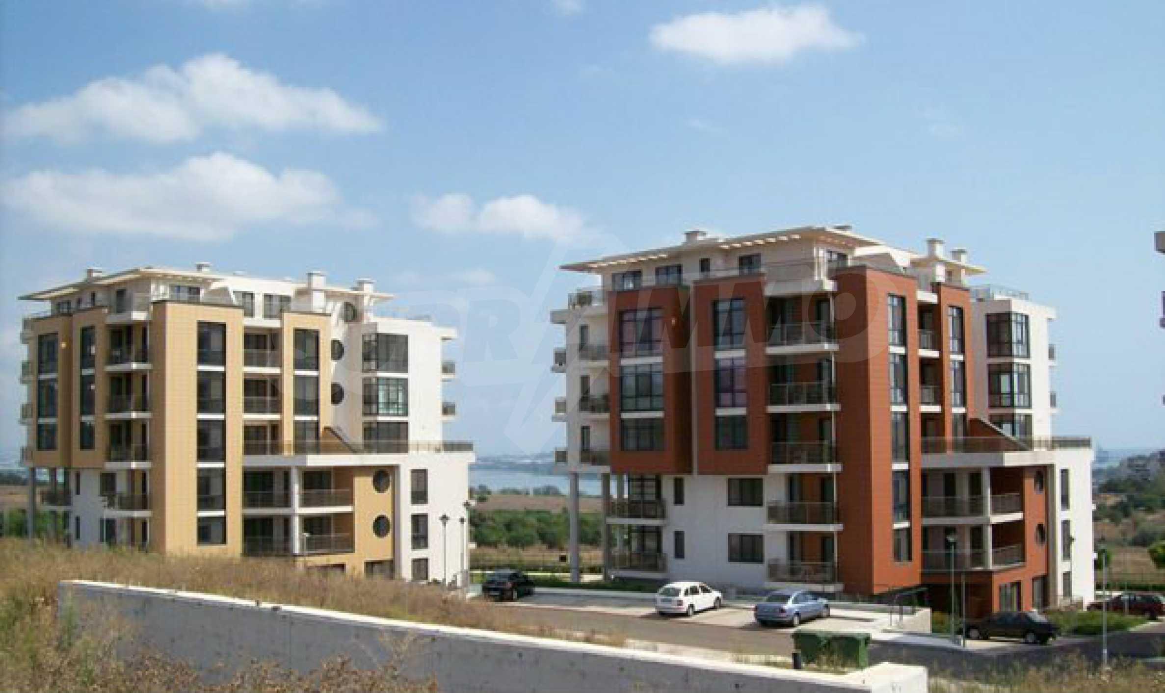 Sunny Hill - элитный жилой комплекс в Бургасе