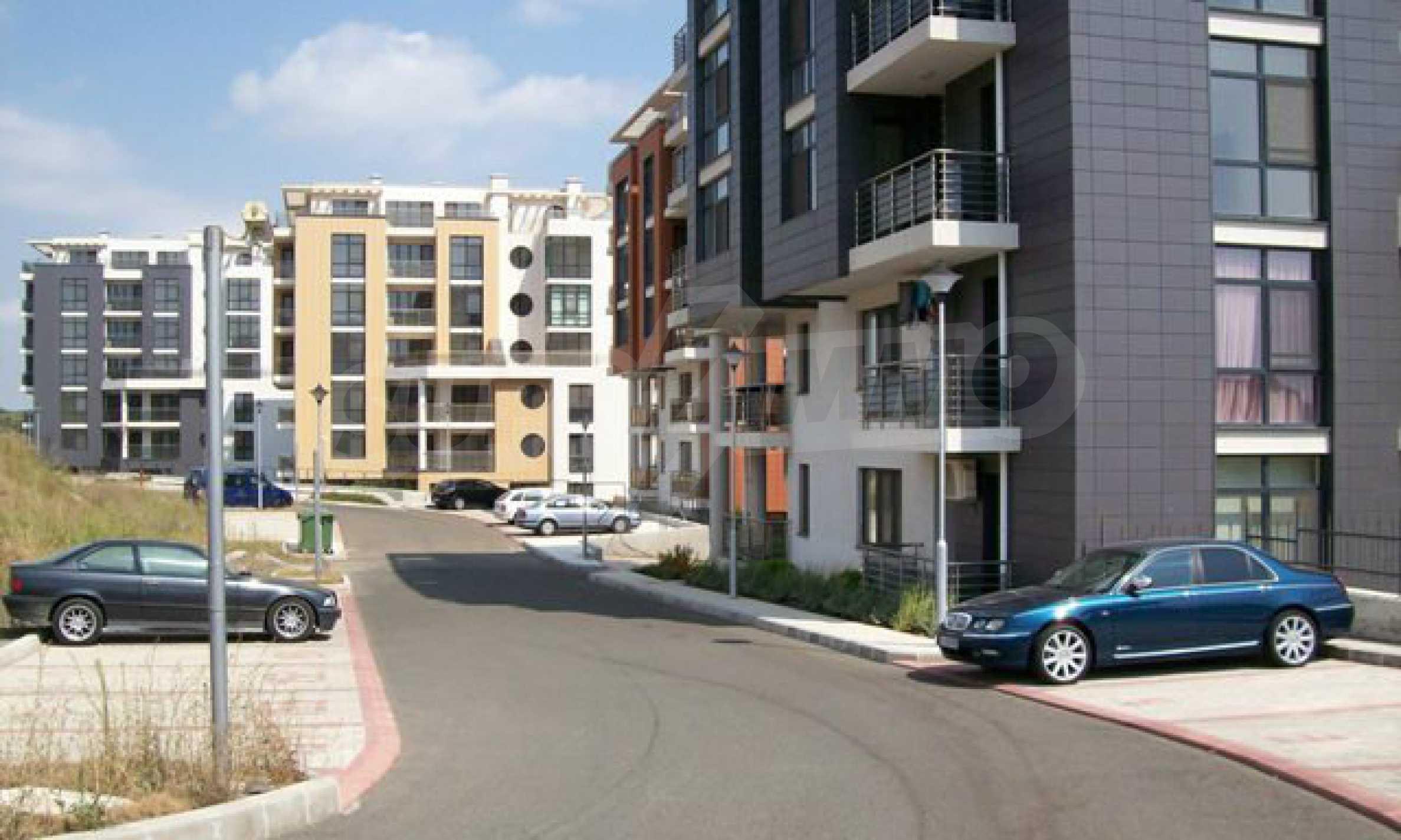 Sunny Hill - элитный жилой комплекс в Бургасе 10
