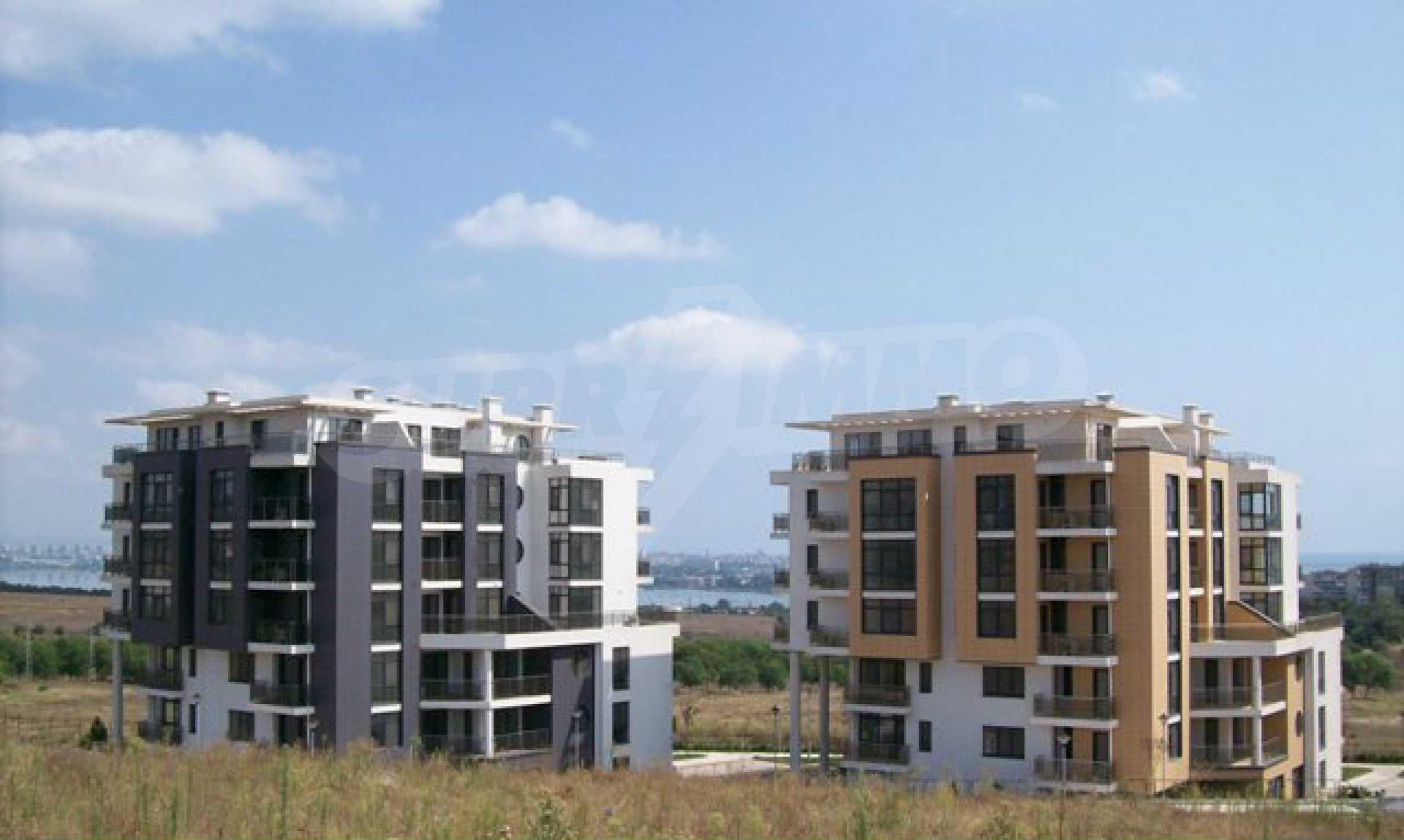 Sunny Hill - элитный жилой комплекс в Бургасе 1