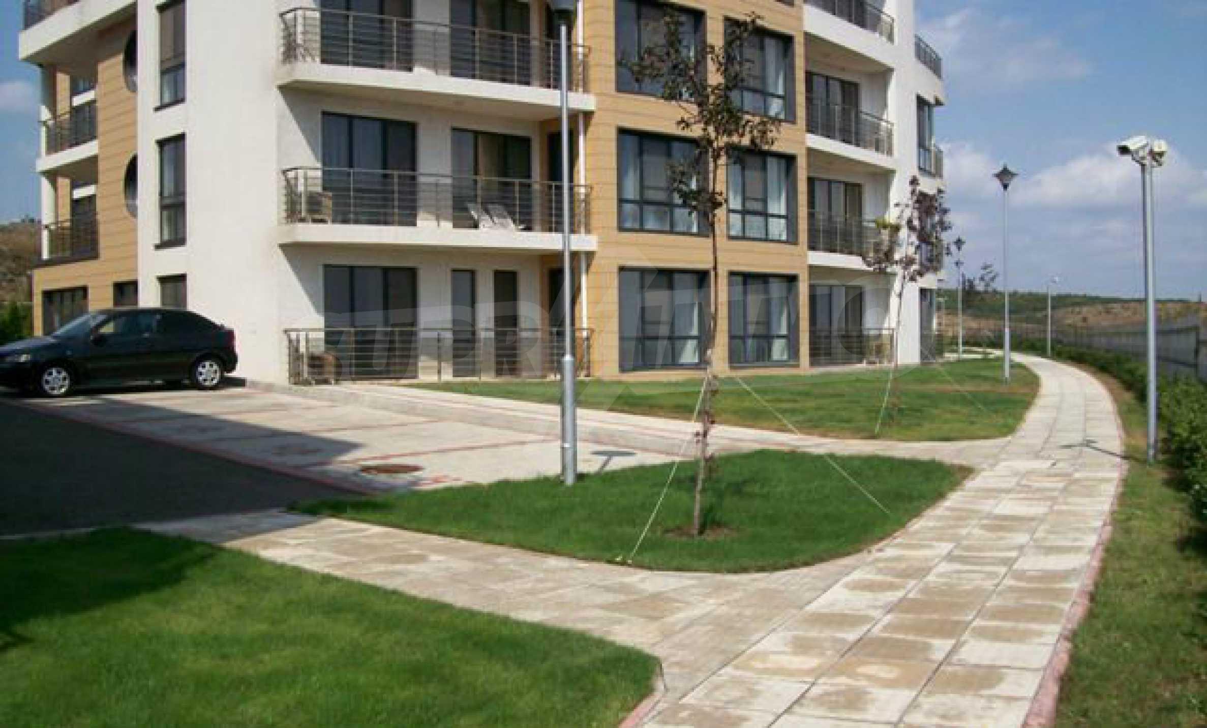 Sunny Hill - элитный жилой комплекс в Бургасе 4