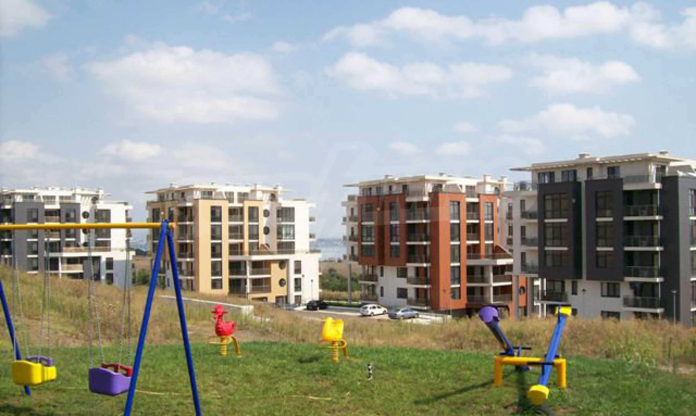 Sunny Hill - элитный жилой комплекс в Бургасе 8