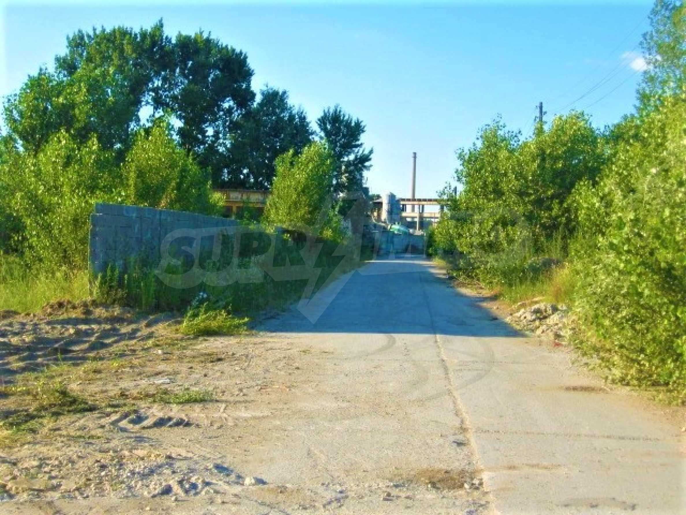 Development land for industrial construction in the South industrial zone of Vidin 2