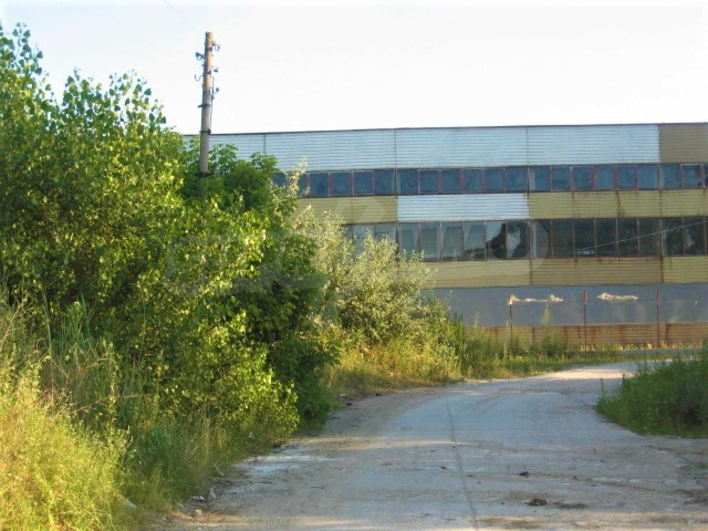 Development land for industrial construction in the South industrial zone of Vidin 3