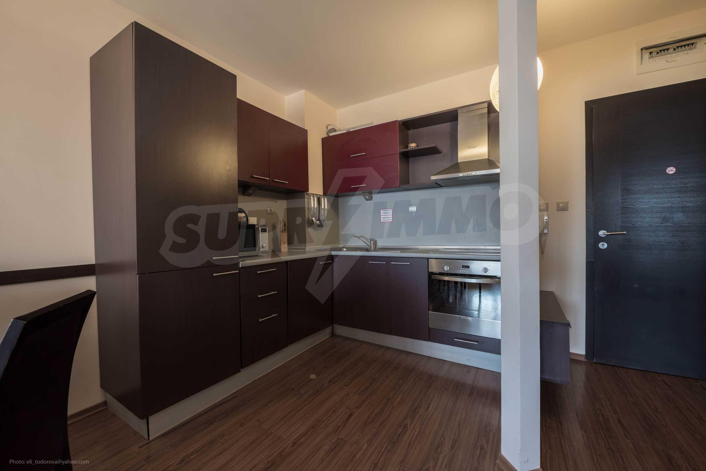 Апартамент 1-st line sea 9