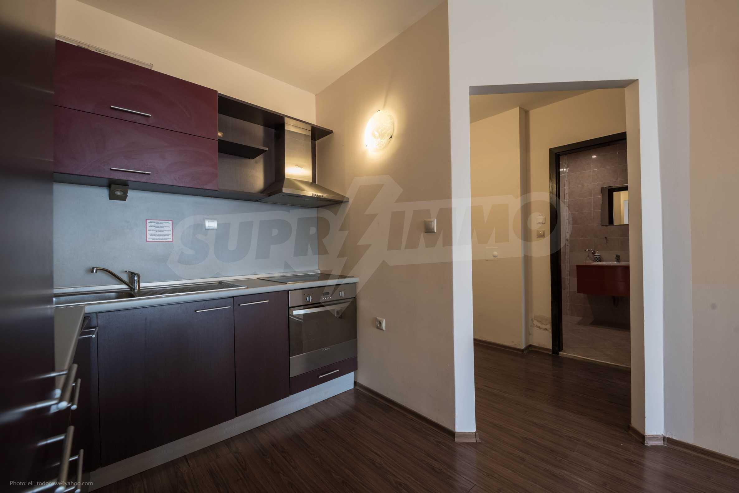 Апартамент 1-st line sea 12