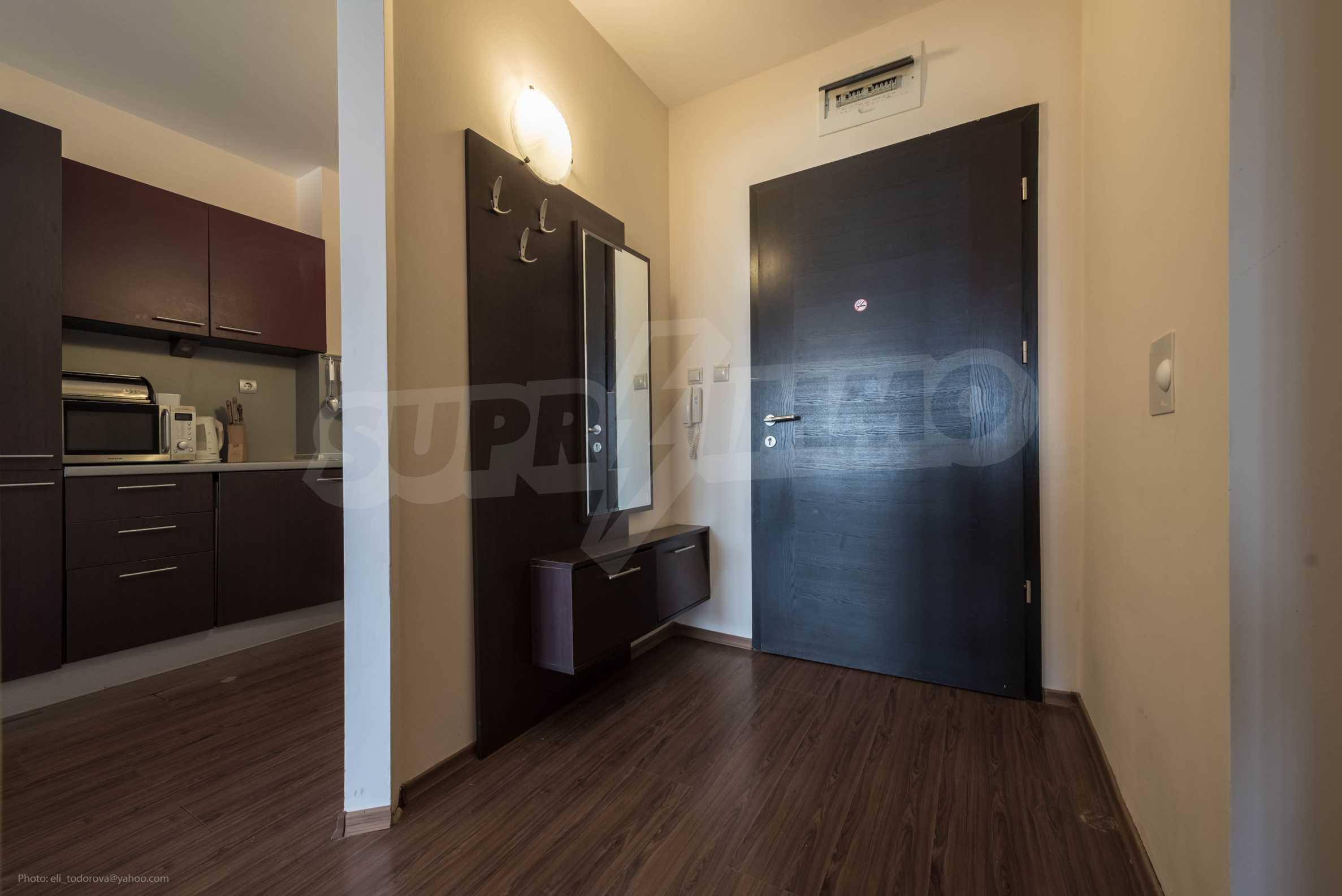 Апартамент 1-st line sea 18