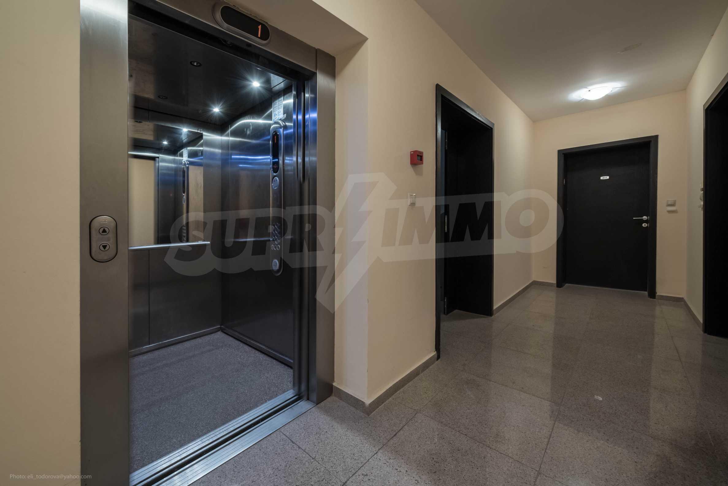 Апартамент 1-st line sea 22
