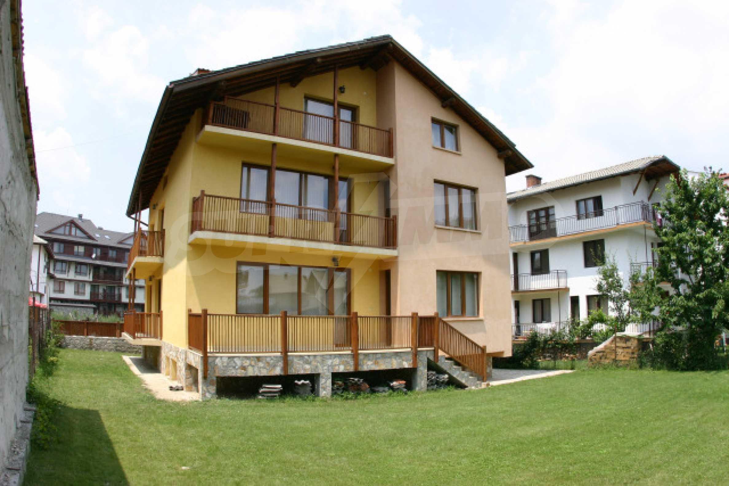 Haus zum Verkauf im Skigebiet Bansko
