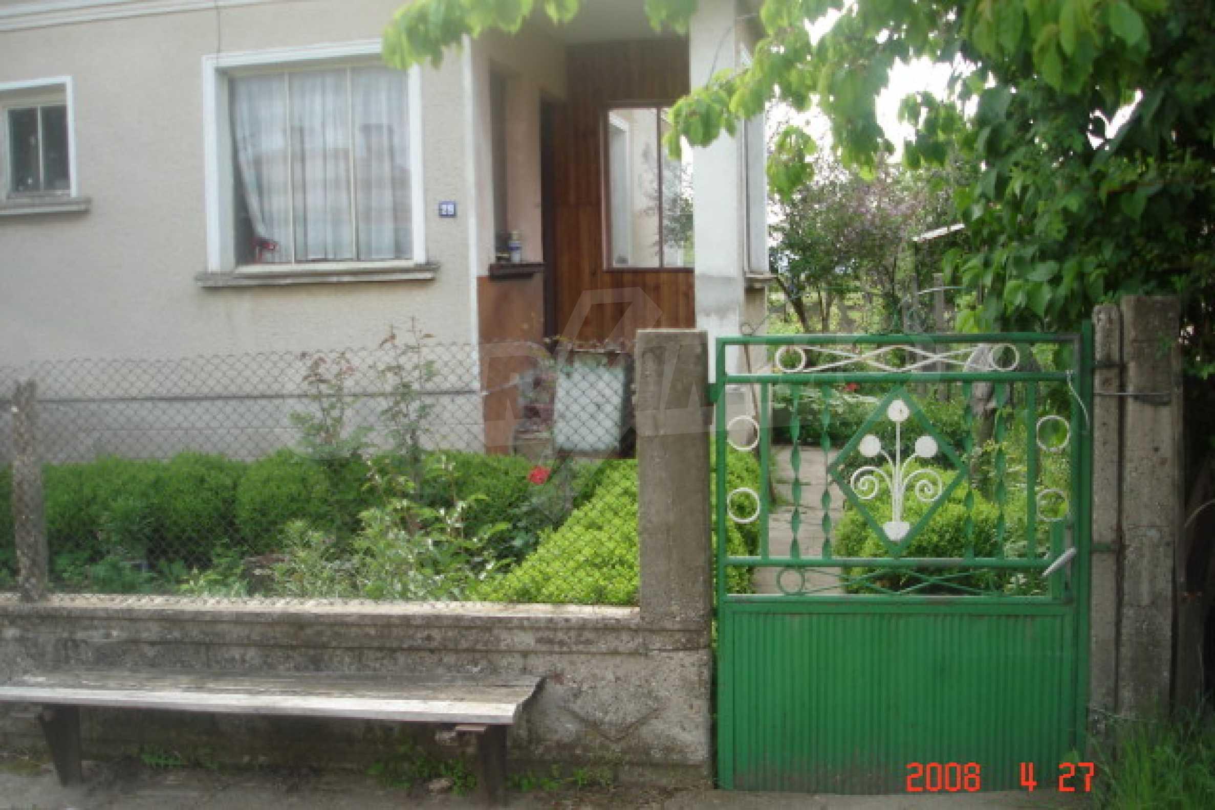 Къща в голямо село на 10 км от гр. Белоградчик