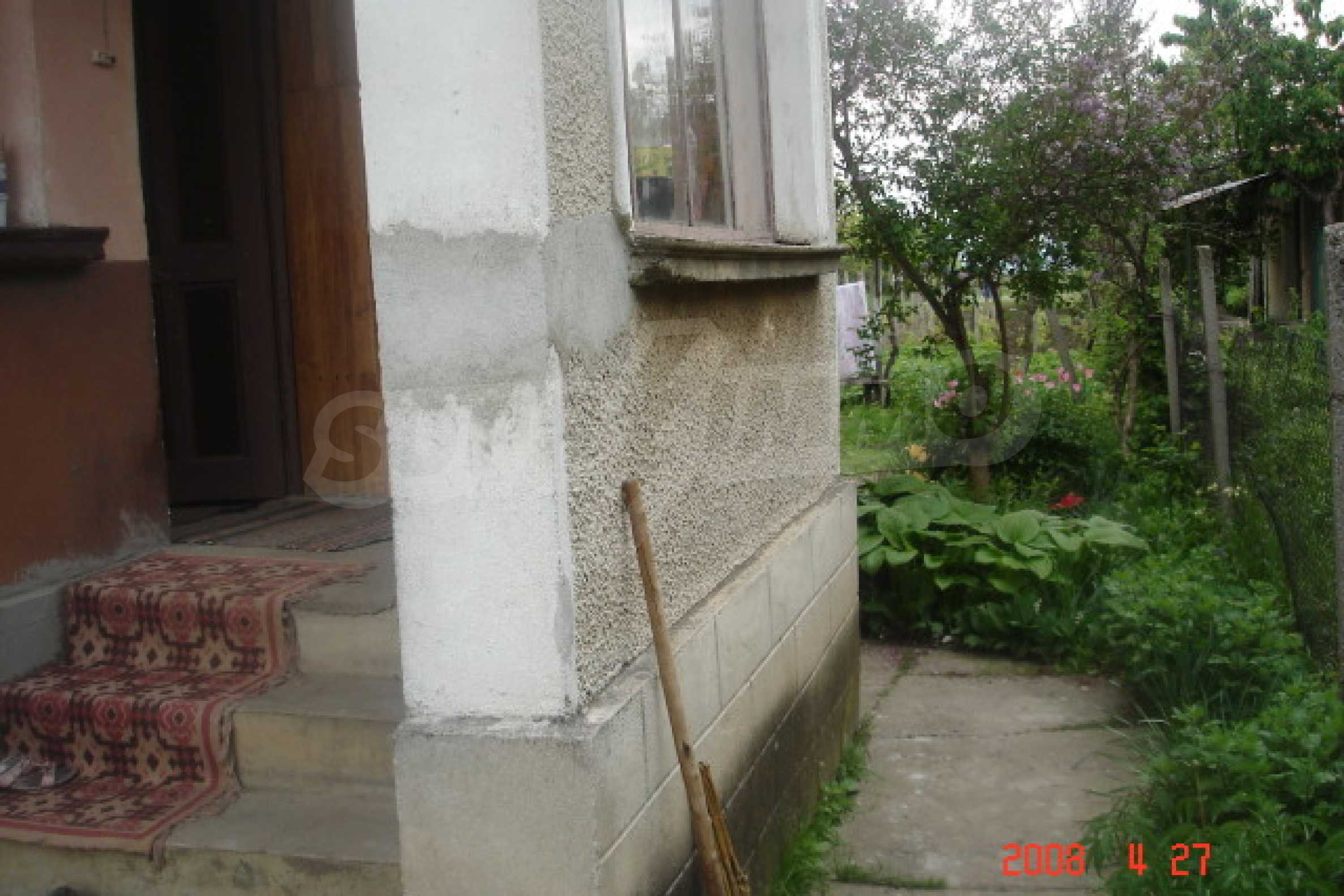 Къща в голямо село на 10 км от гр. Белоградчик 2