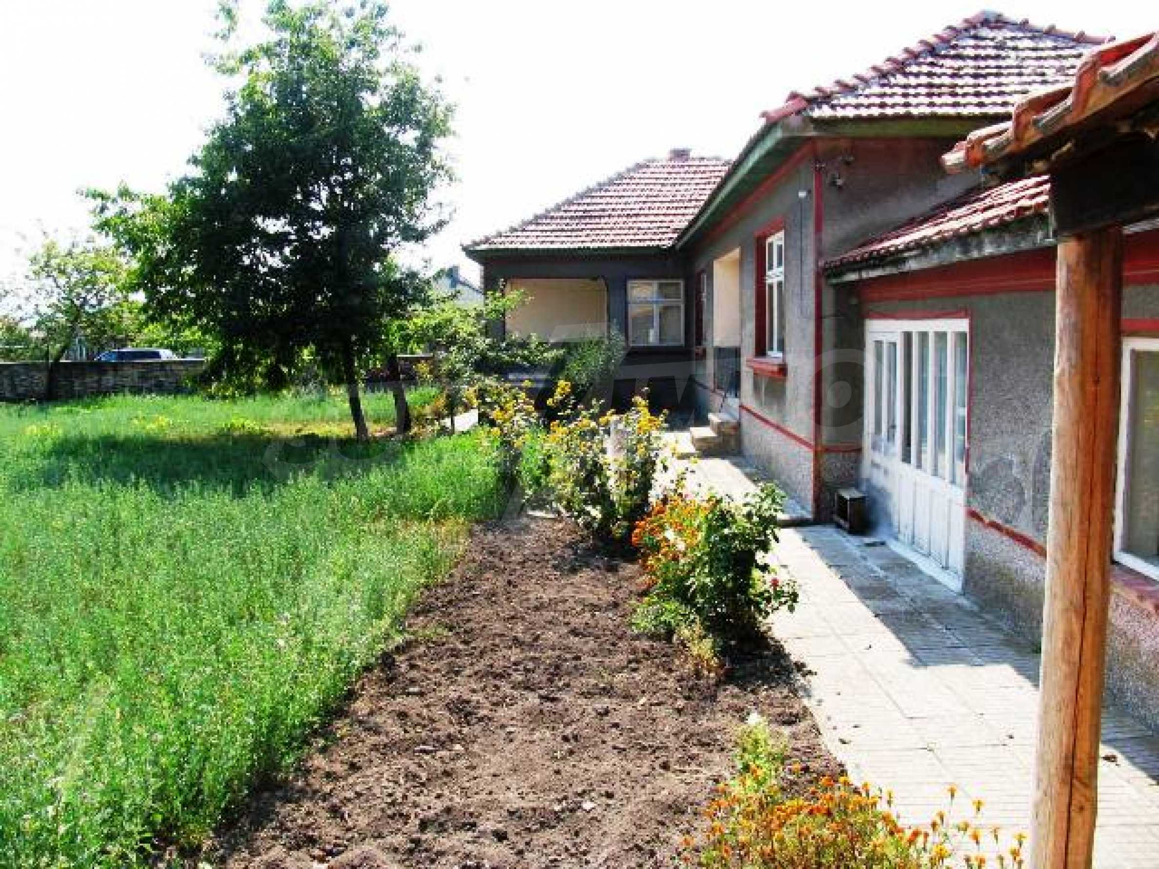 A nice and cosy house near Varna!