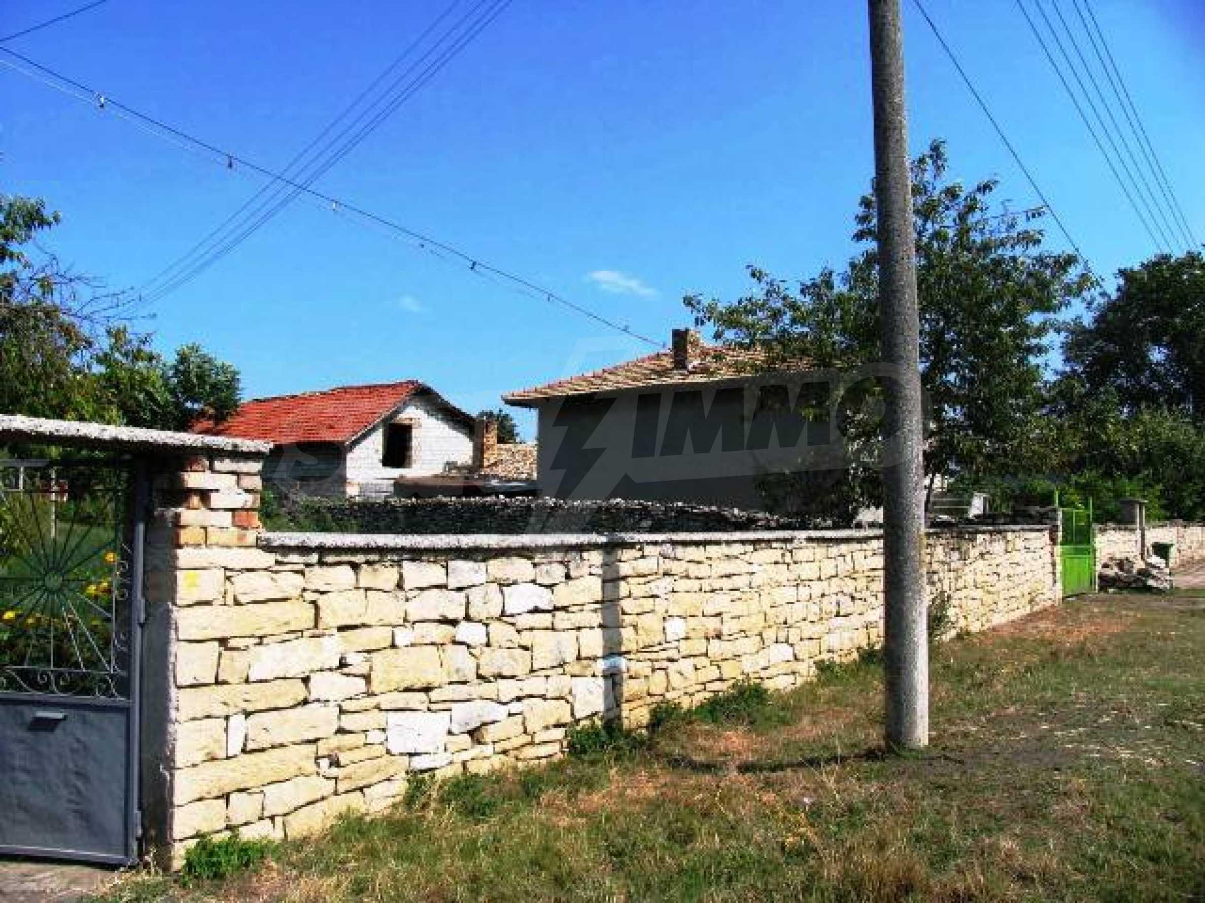 A nice and cosy house near Varna!  2