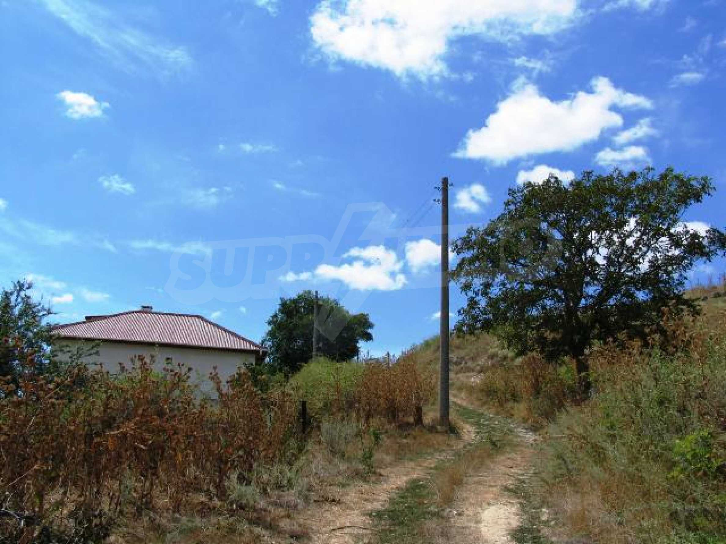 Excellent offer: plot of regulated land at a reasonable price and amazing sea view 14