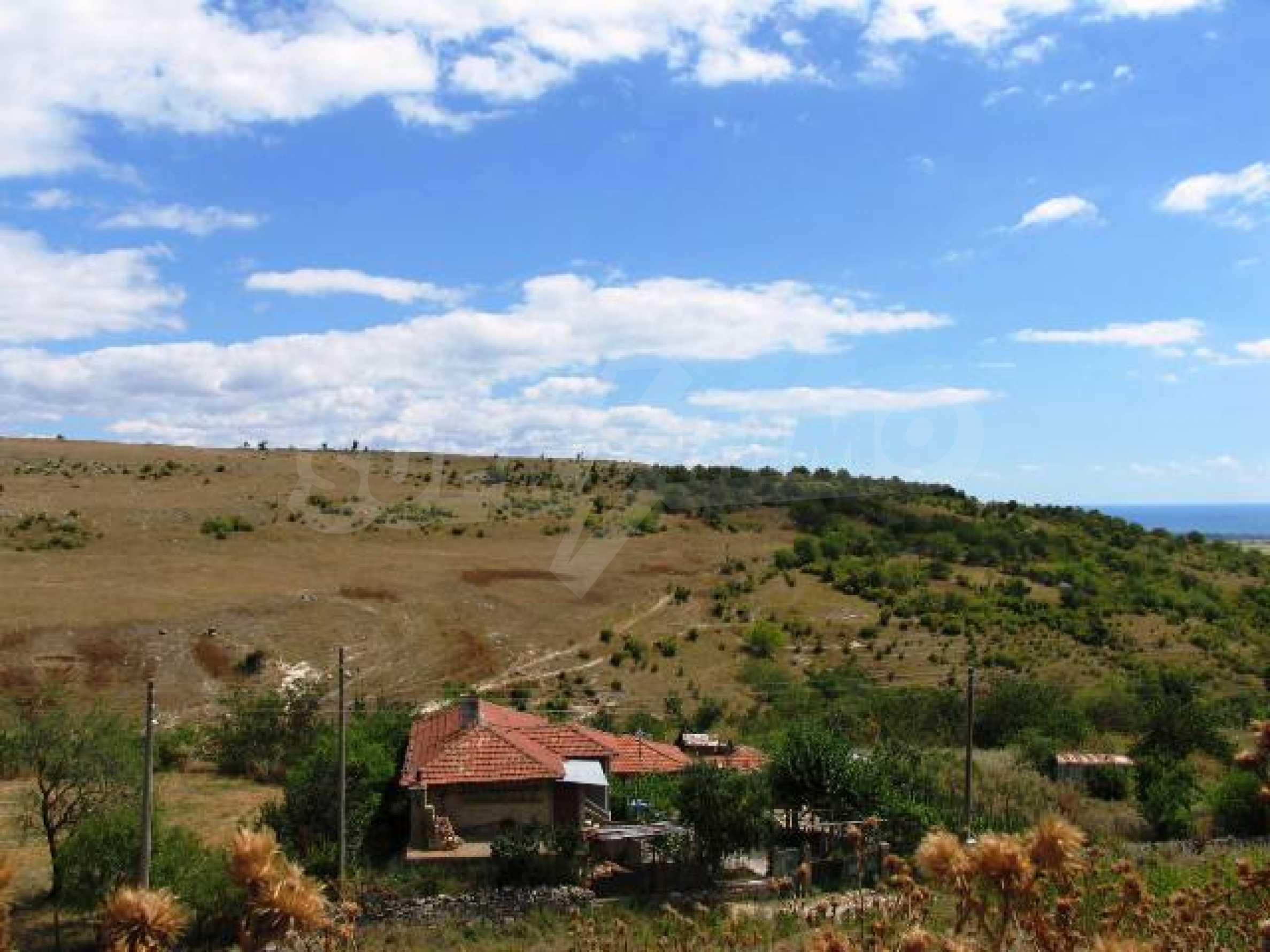 Excellent offer: plot of regulated land at a reasonable price and amazing sea view 16