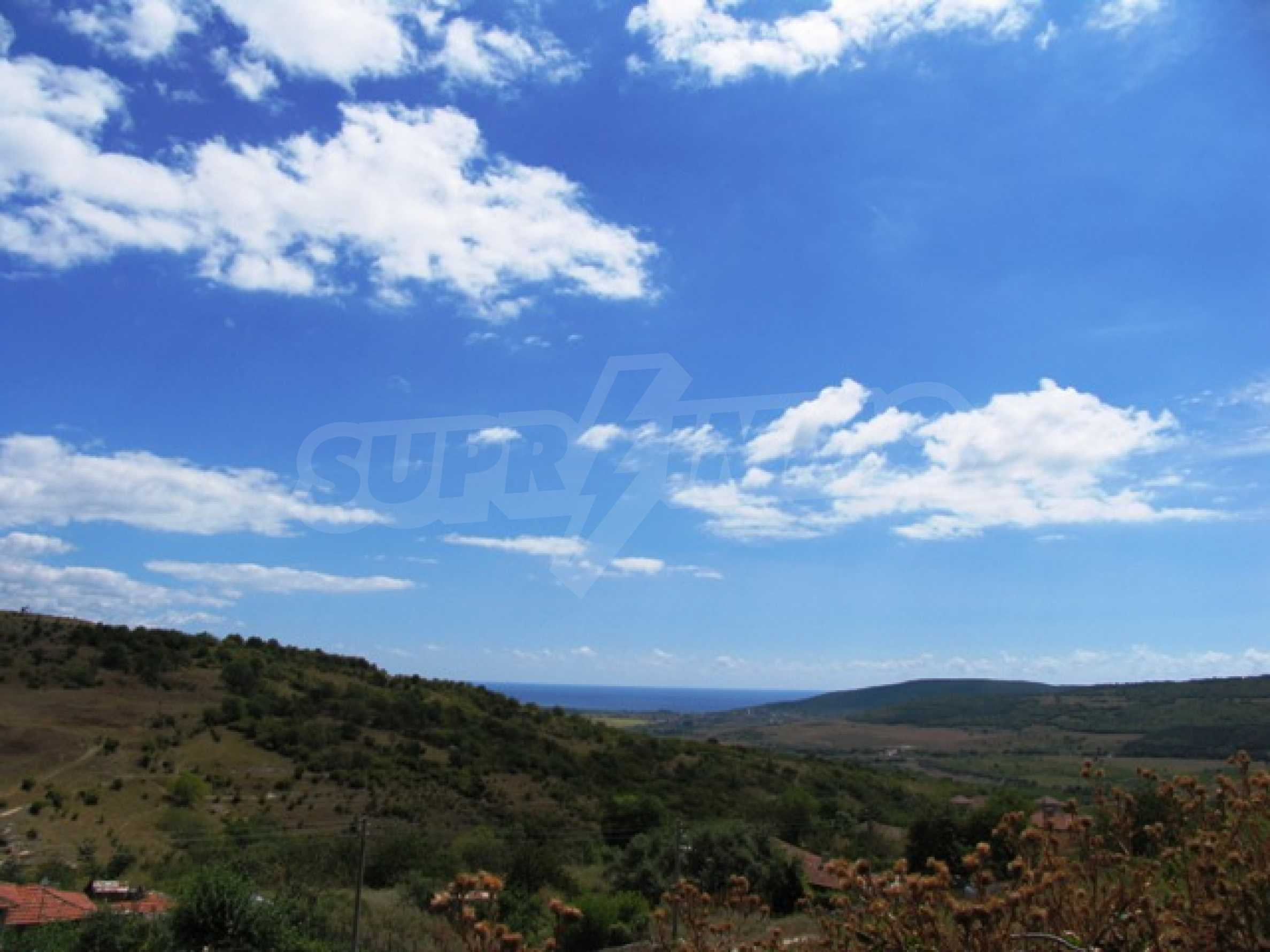Excellent offer: plot of regulated land at a reasonable price and amazing sea view 20