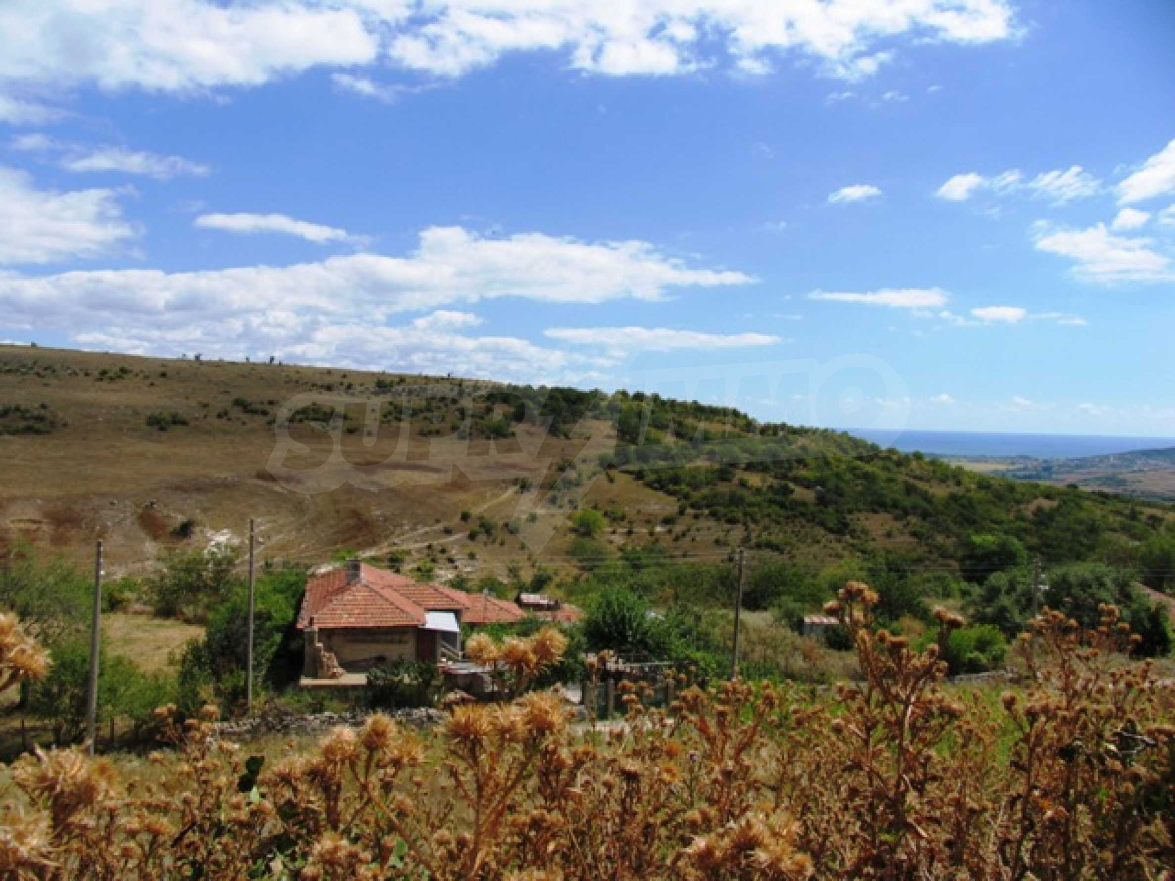 Excellent offer: plot of regulated land at a reasonable price and amazing sea view 21
