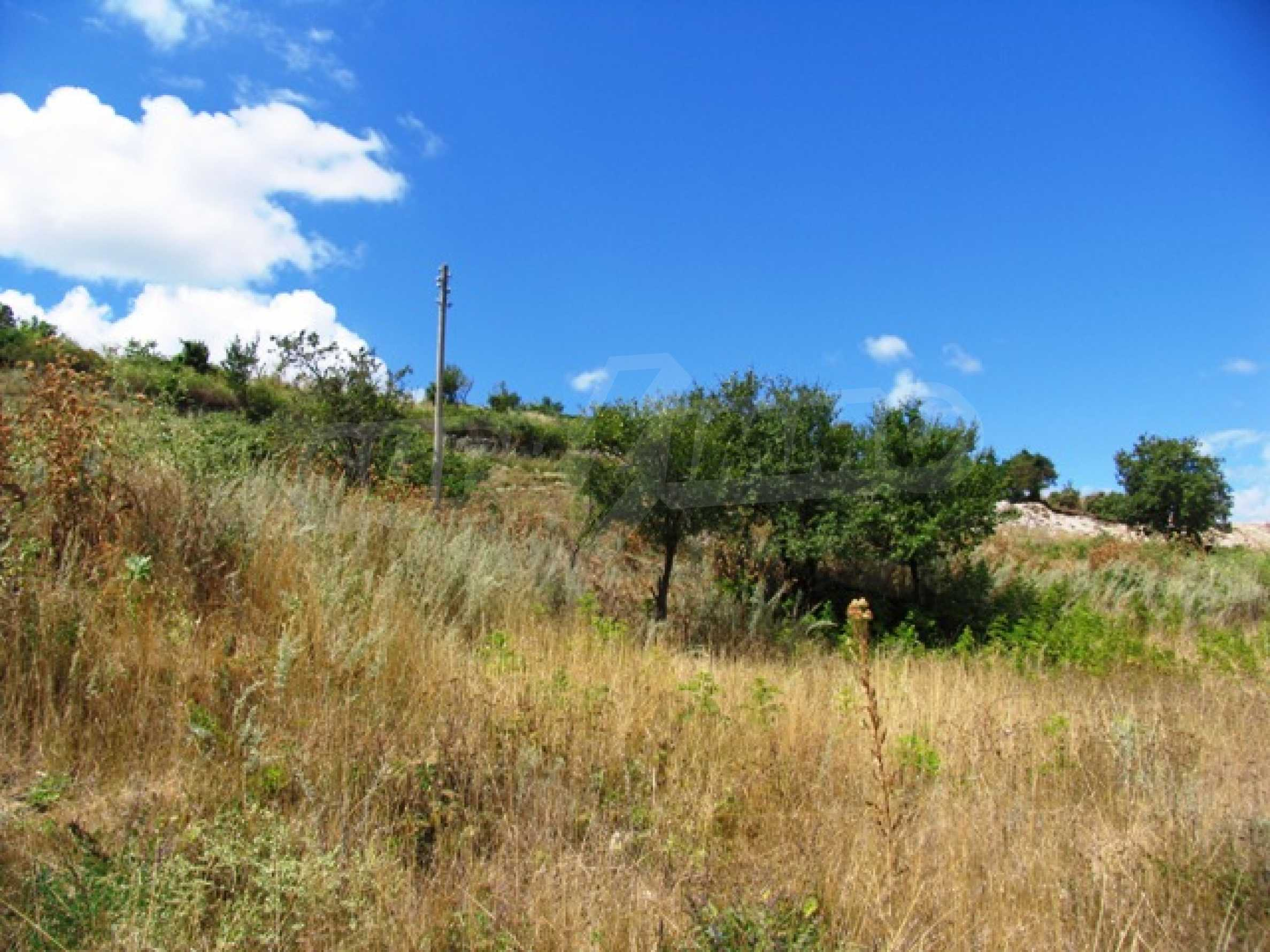 Excellent offer: plot of regulated land at a reasonable price and amazing sea view 24