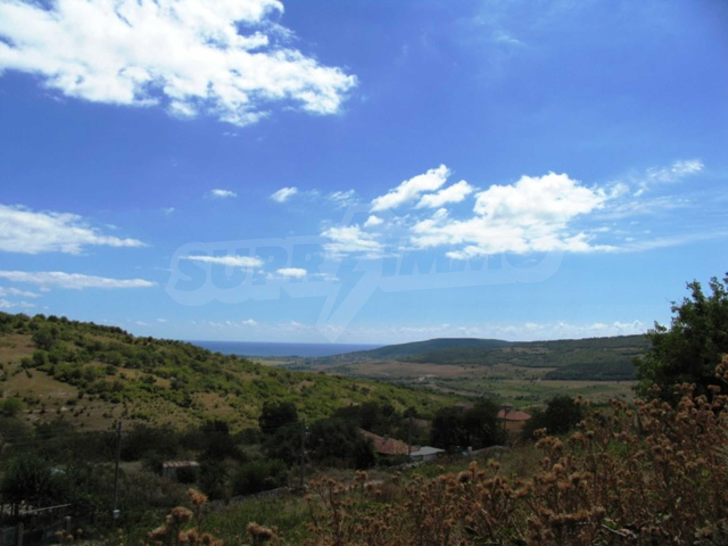 Excellent offer: plot of regulated land at a reasonable price and amazing sea view 26