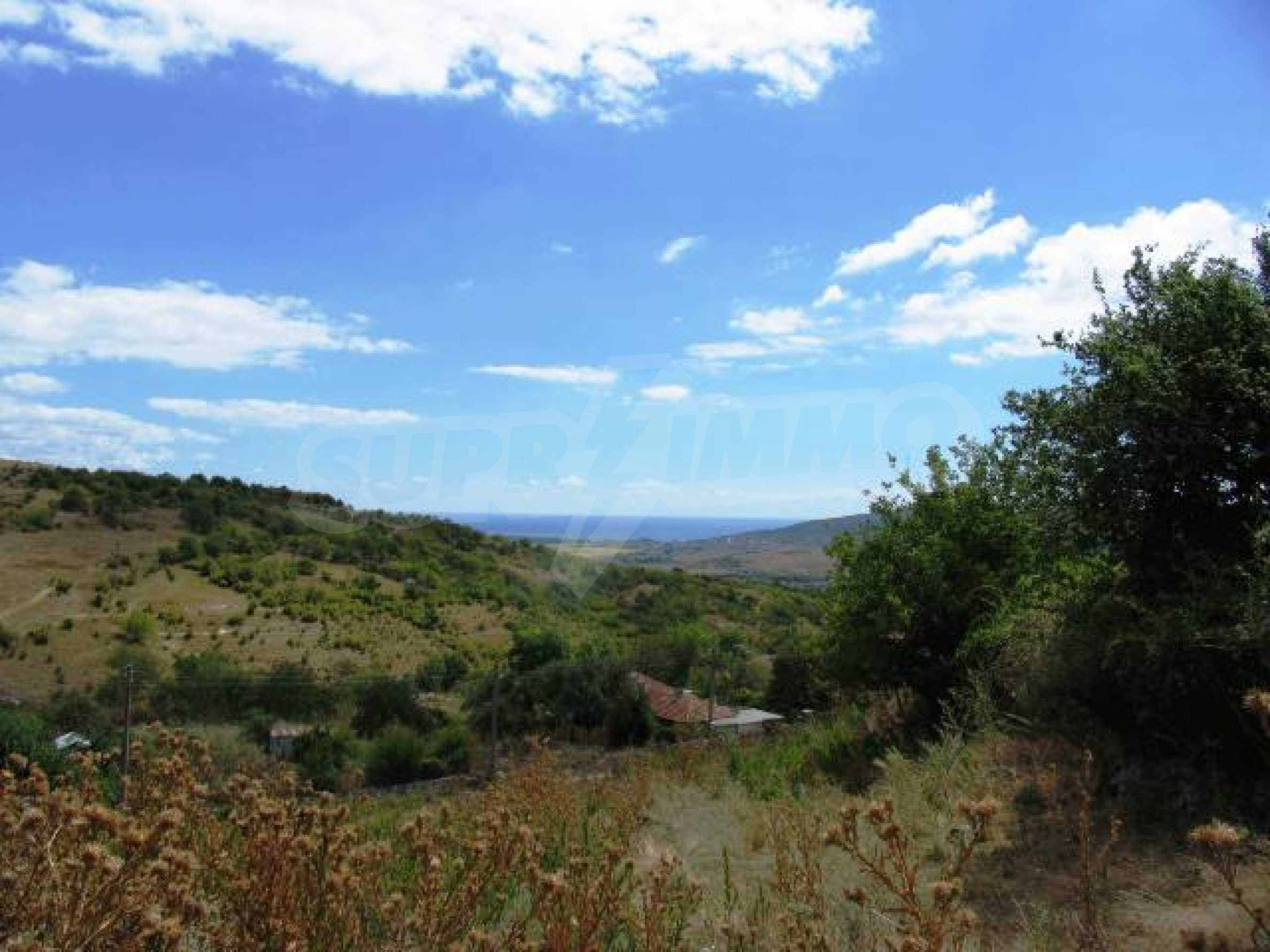 Excellent offer: plot of regulated land at a reasonable price and amazing sea view 27