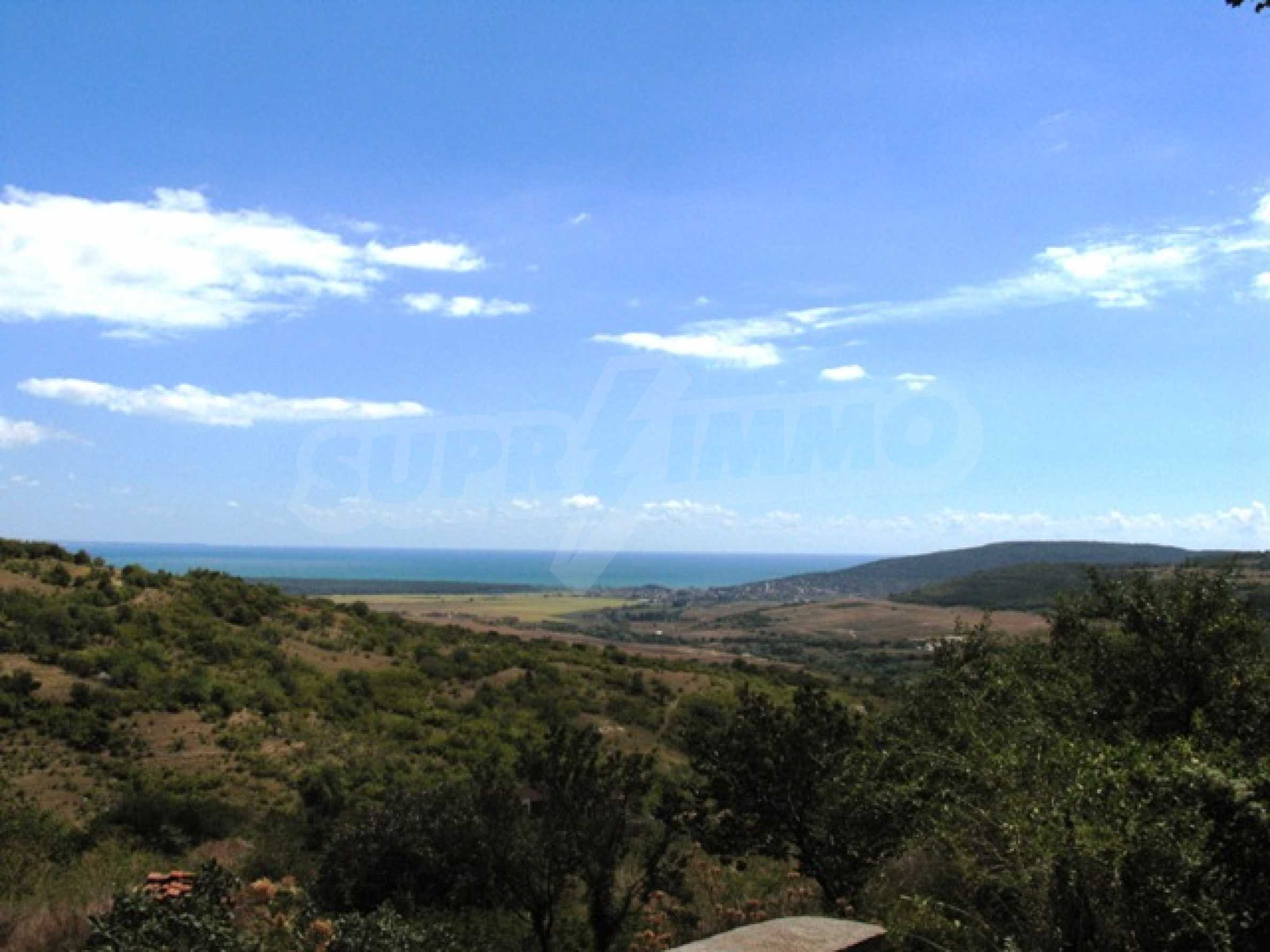 Excellent offer: plot of regulated land at a reasonable price and amazing sea view 29