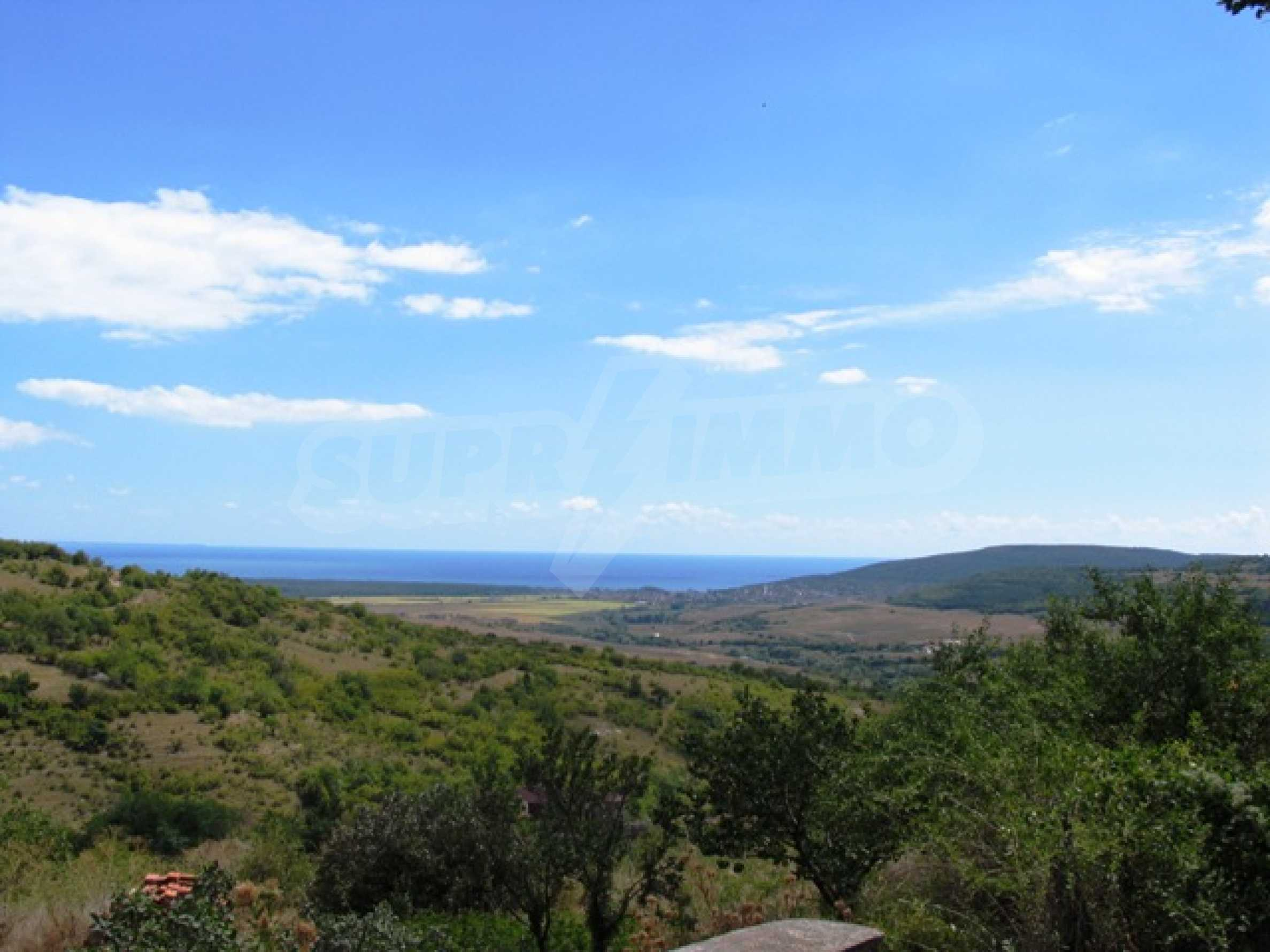 Excellent offer: plot of regulated land at a reasonable price and amazing sea view 30