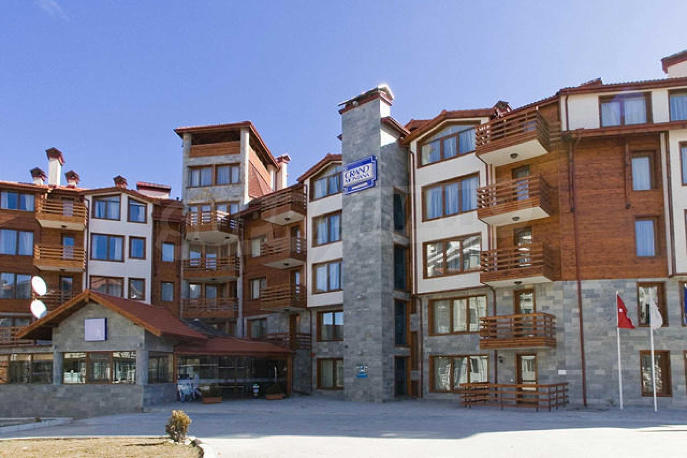 Комфортабельный апартамент в лыжном курорте 9