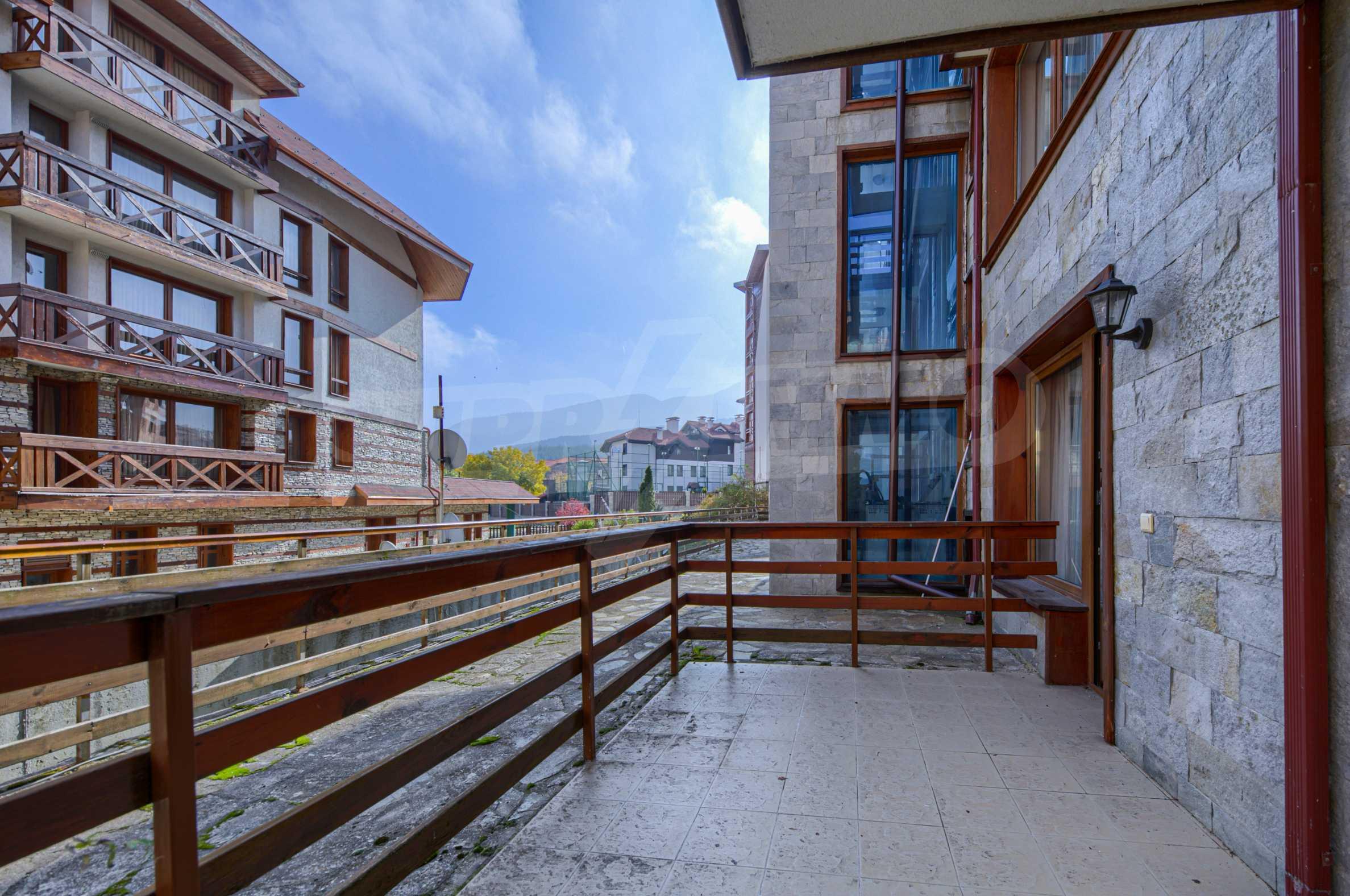 Комфортабельный апартамент в лыжном курорте 6
