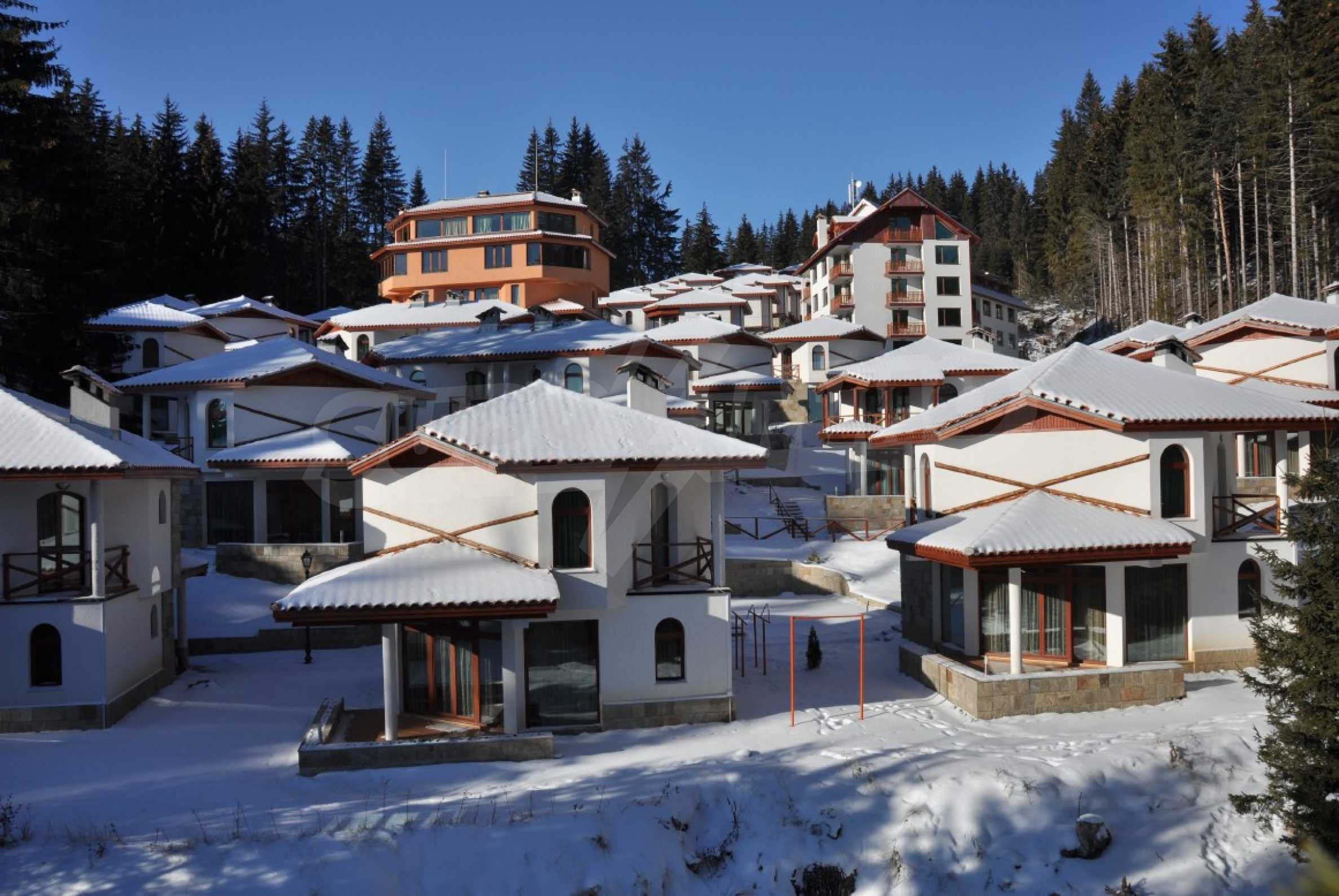 Apartments zu attraktiven Preisen in einem Bergferienkomplex in Pamporovo 26