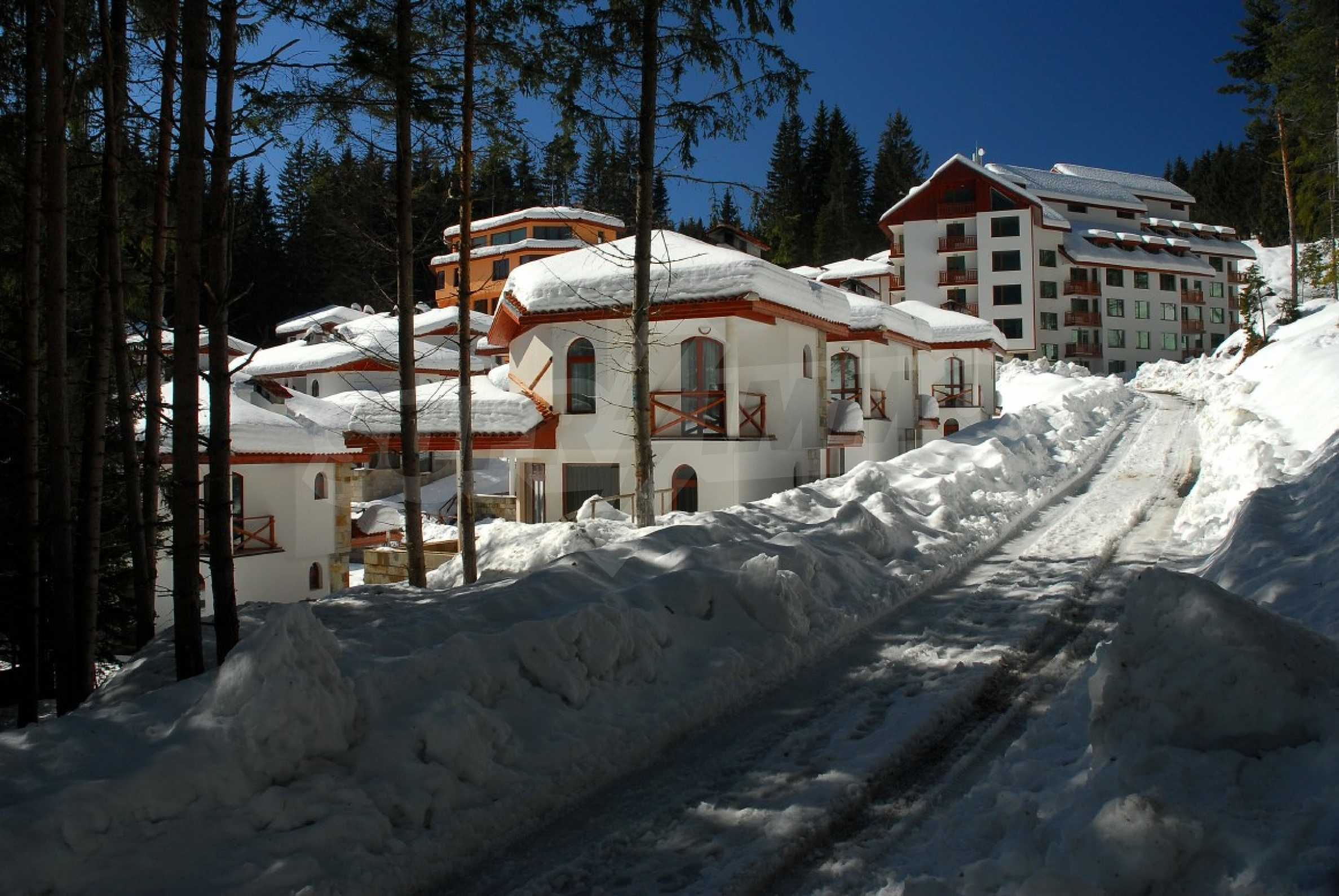 Apartments zu attraktiven Preisen in einem Bergferienkomplex in Pamporovo 28
