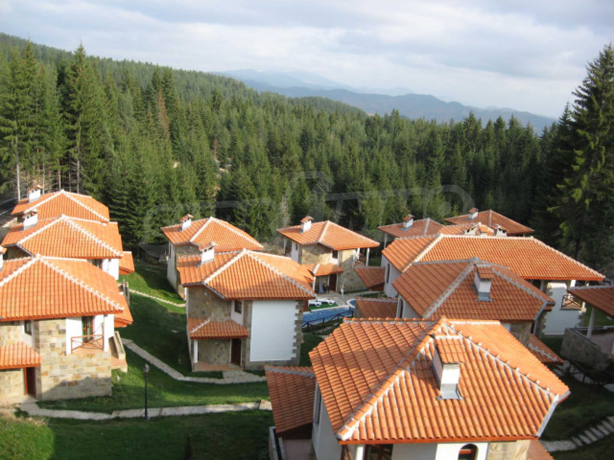 Apartments zu attraktiven Preisen in einem Bergferienkomplex in Pamporovo 3
