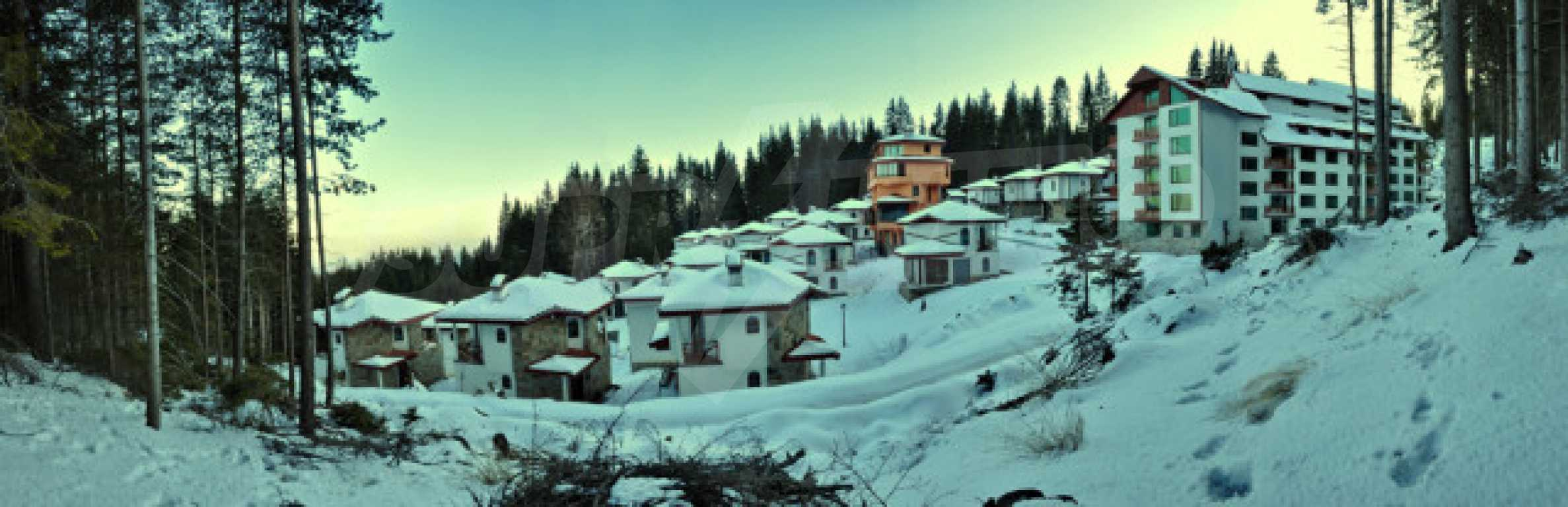 Apartments zu attraktiven Preisen in einem Bergferienkomplex in Pamporovo 5