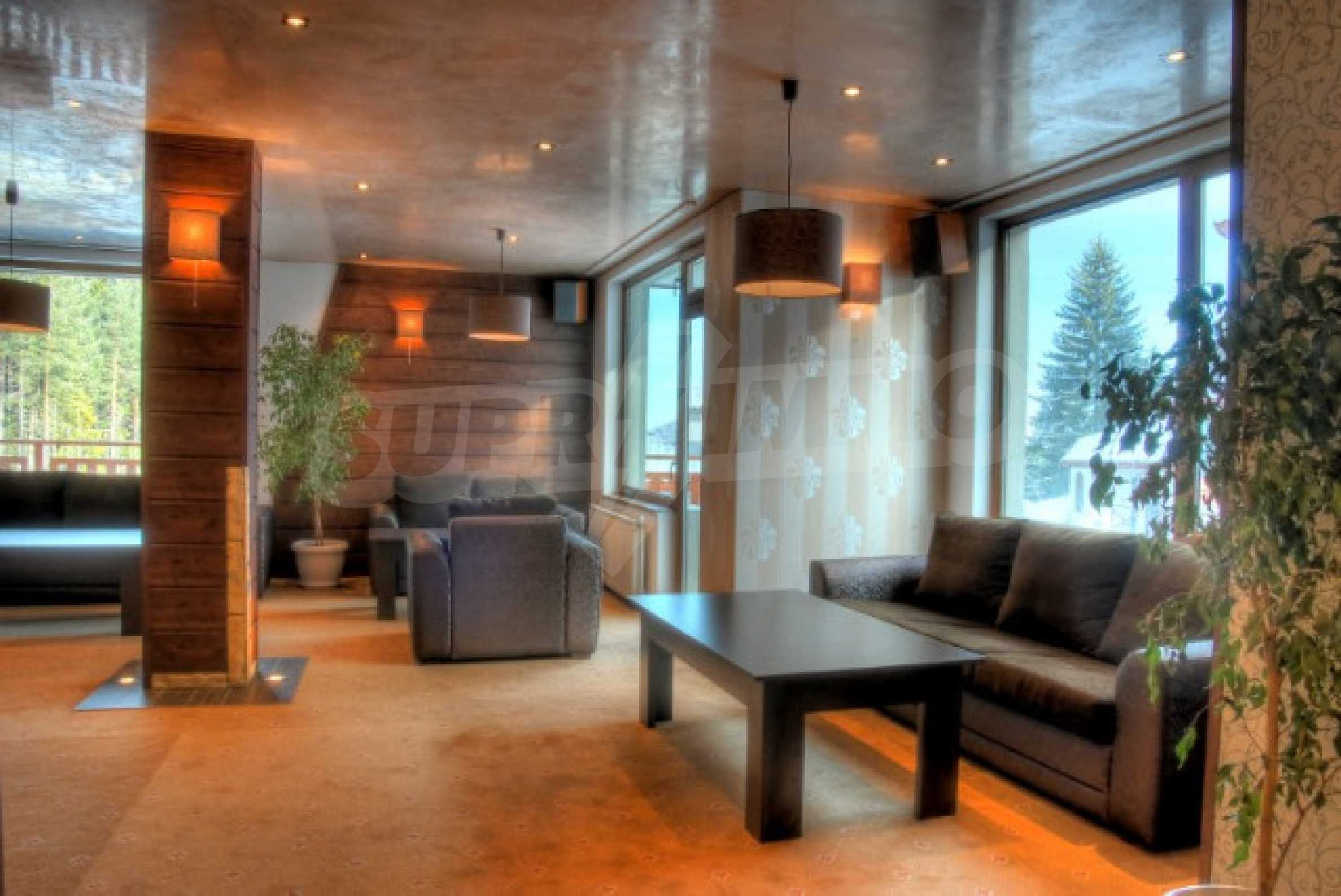 Apartments zu attraktiven Preisen in einem Bergferienkomplex in Pamporovo 8