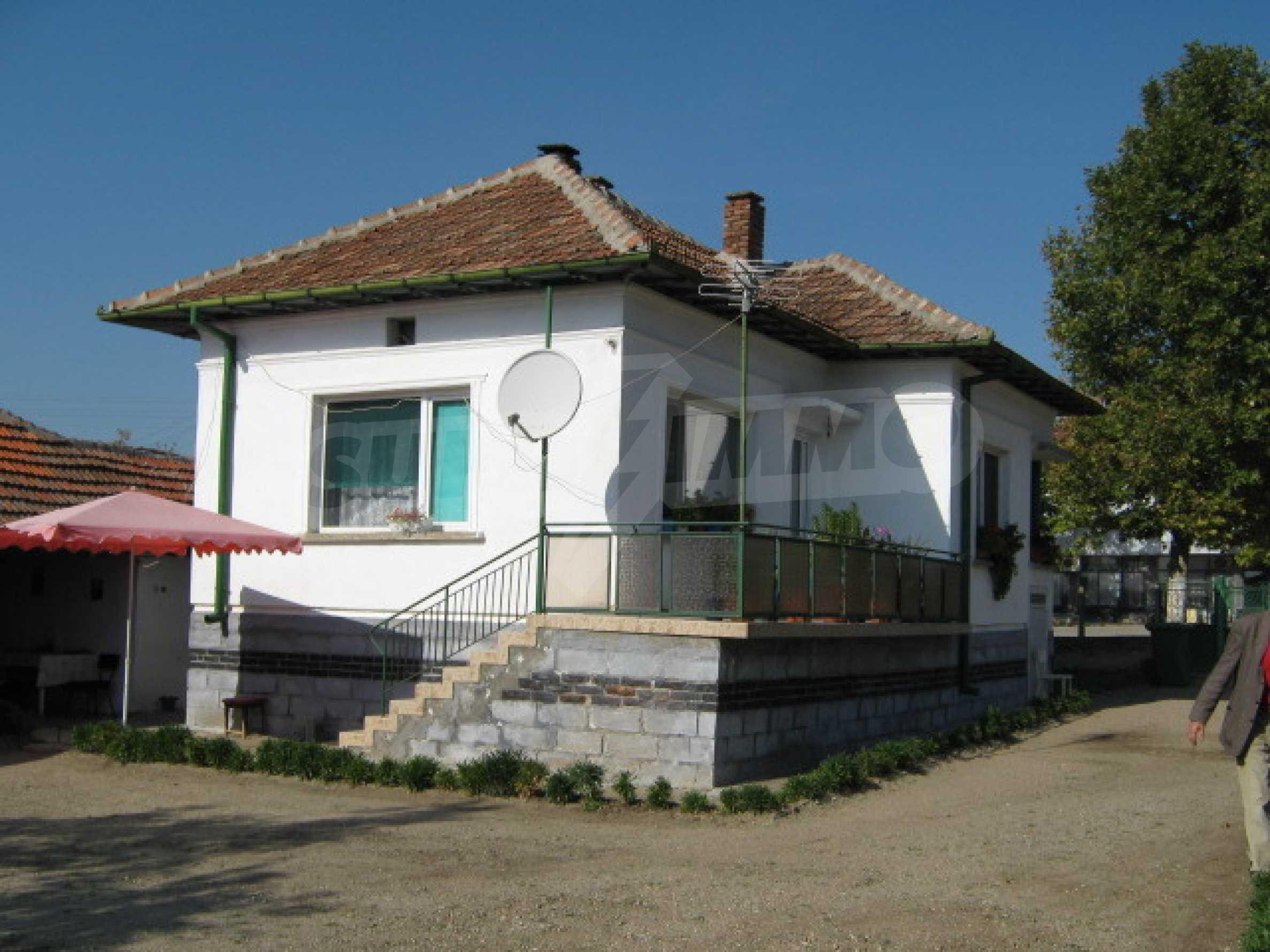 Очарователна ваканционна къща в близост до Видин 2