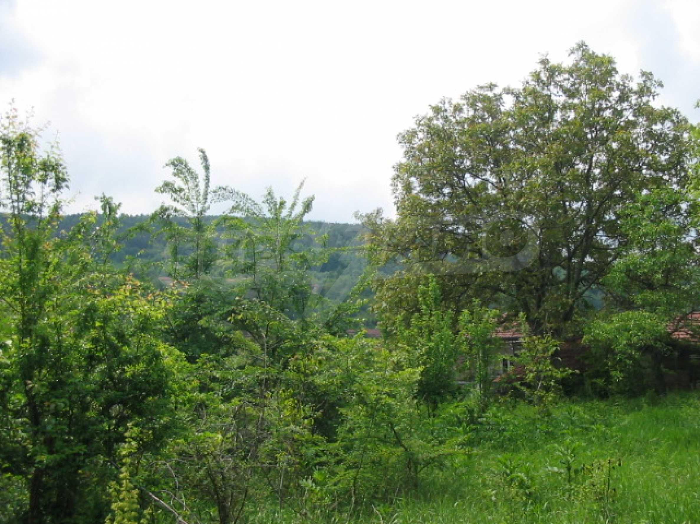 Zweistöckiges Haus mit Hof in einem Dorf, 38 km von Veliko Tarnovo entfernt 8