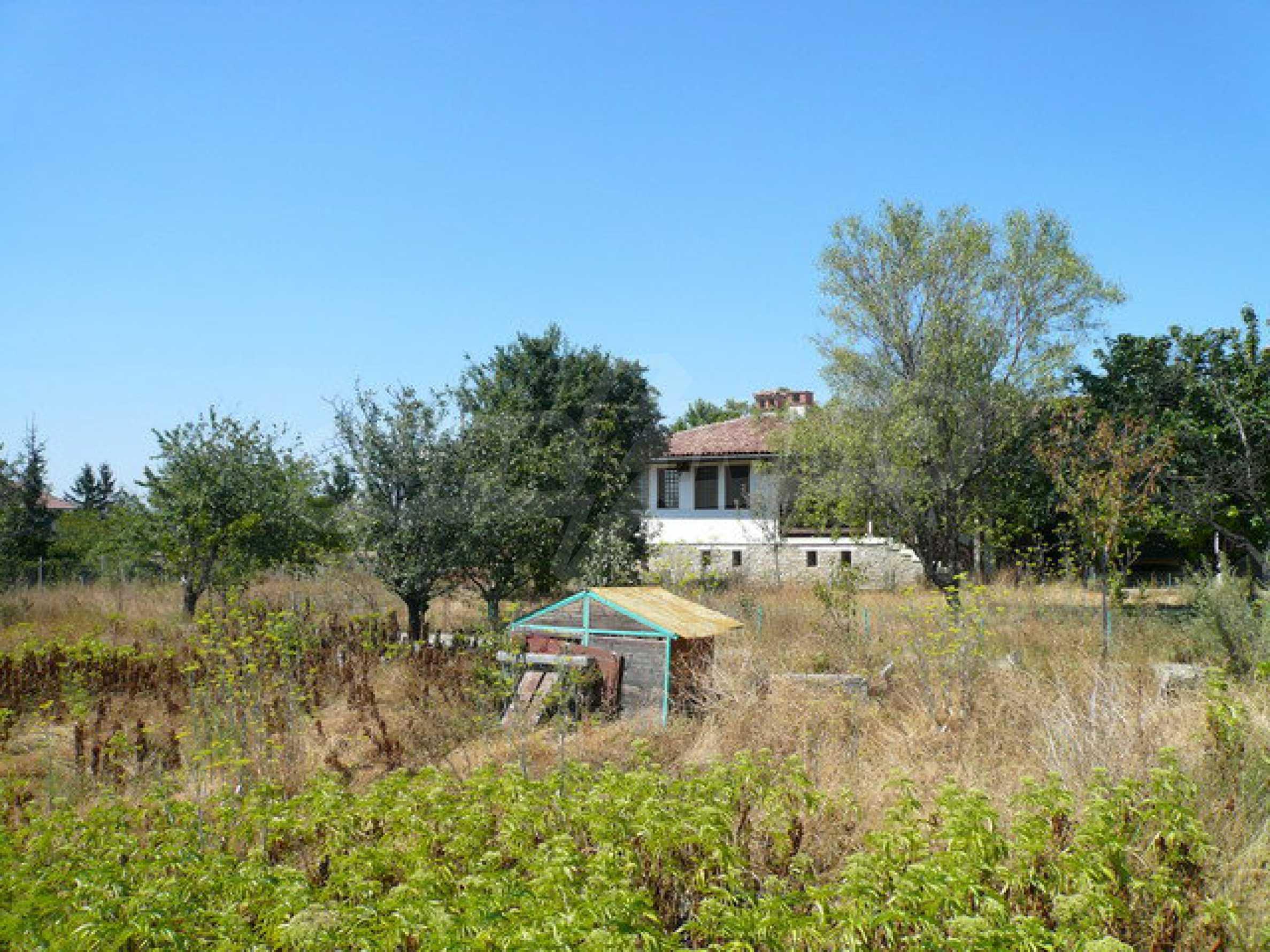 Renoviertes Haus nur 3 km von Veliko Tarnovo entfernt 44