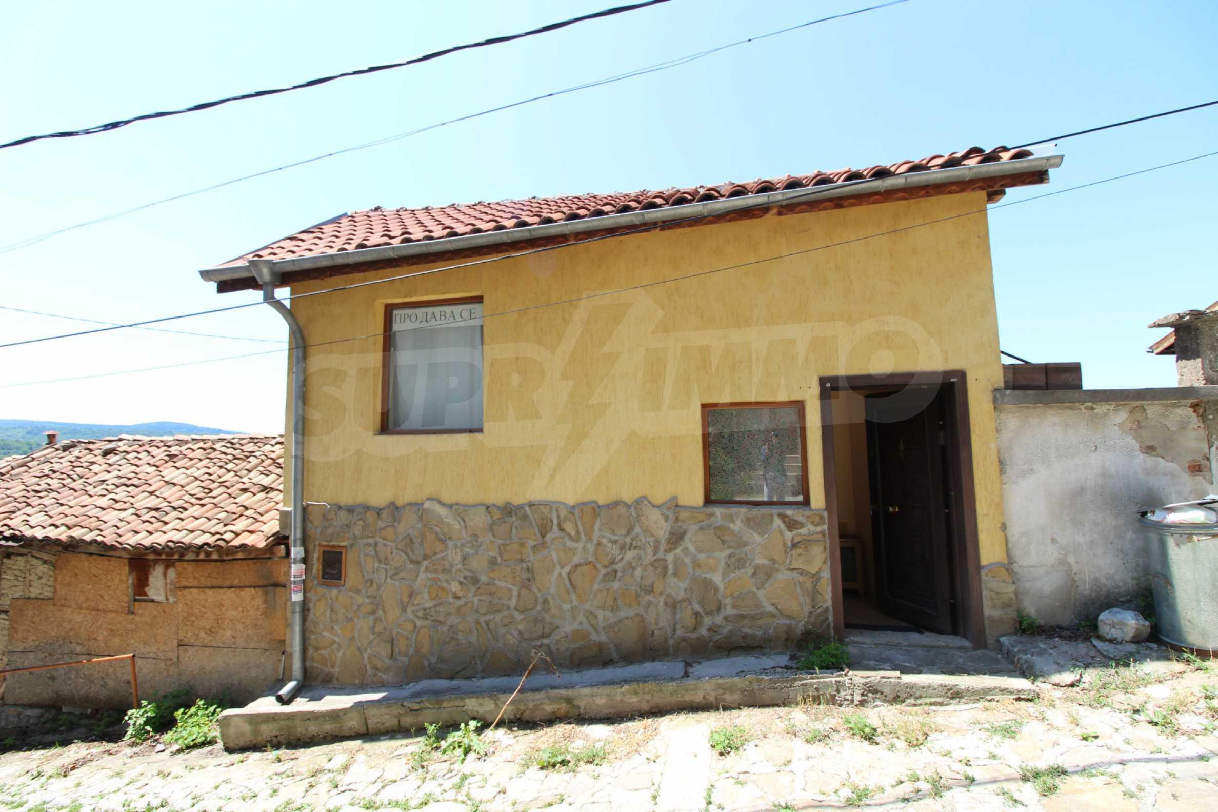 Къща след ремонт в старата част на Велико Търново 11