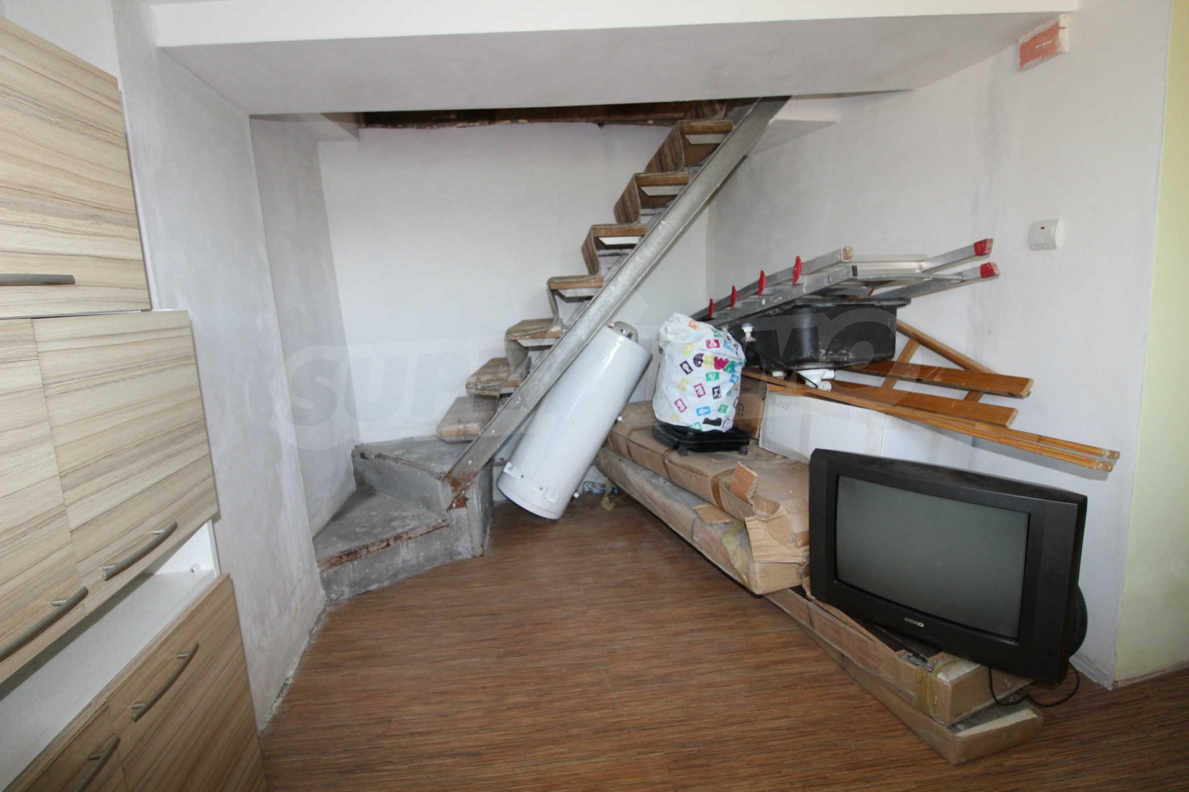 Къща след ремонт в старата част на Велико Търново 21