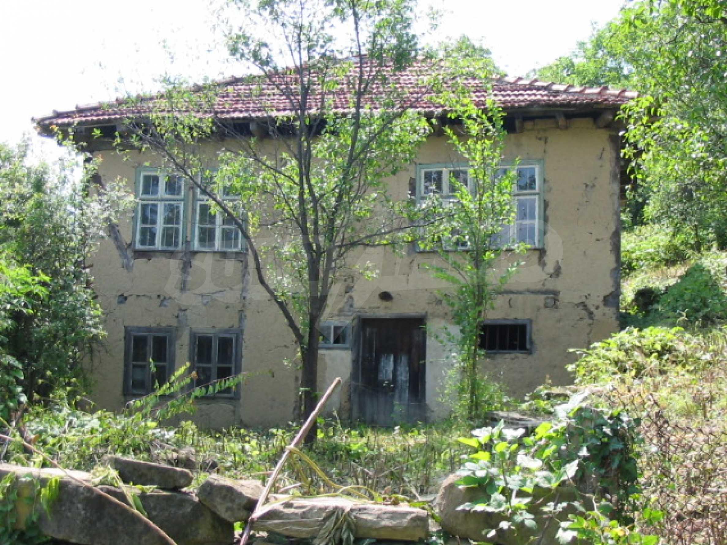 Ländliches Eigentum im Herzen des Balkans