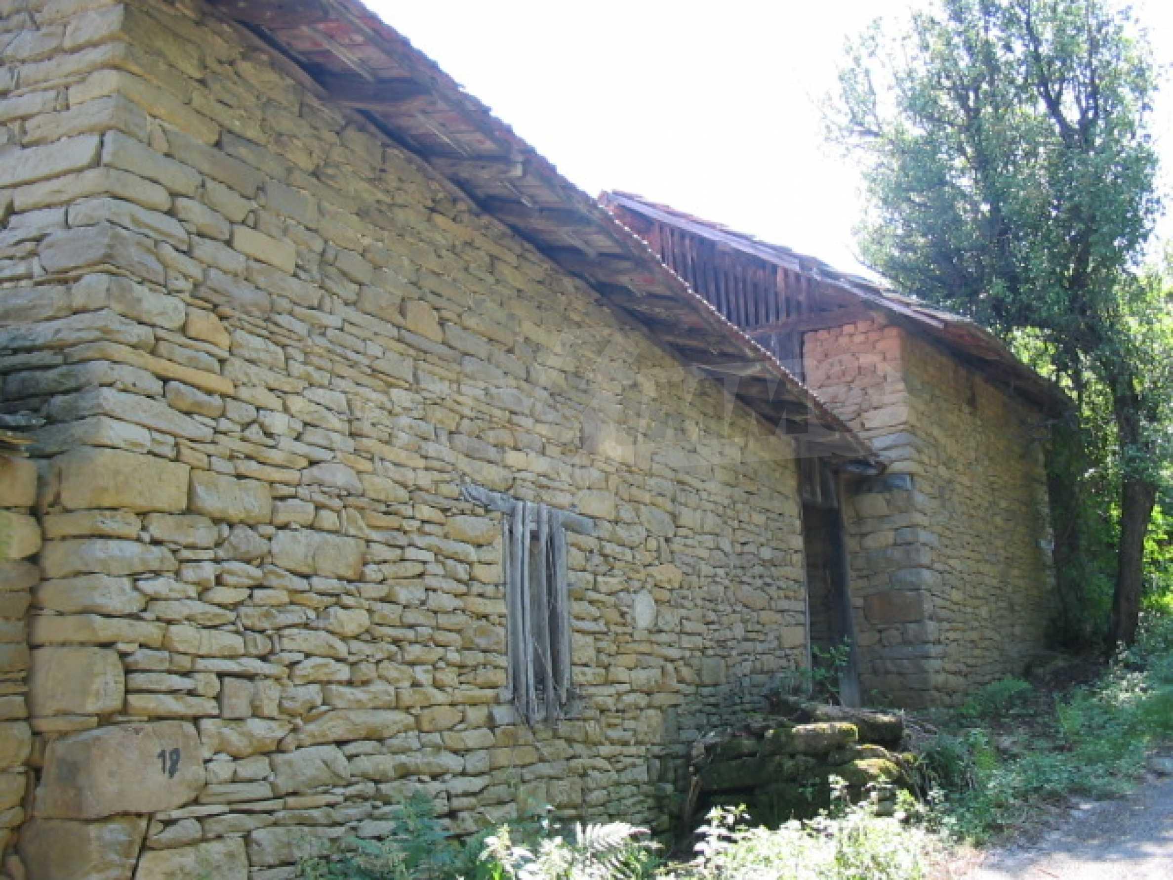 Чудесен планински имот в сърцето на Балкана  12