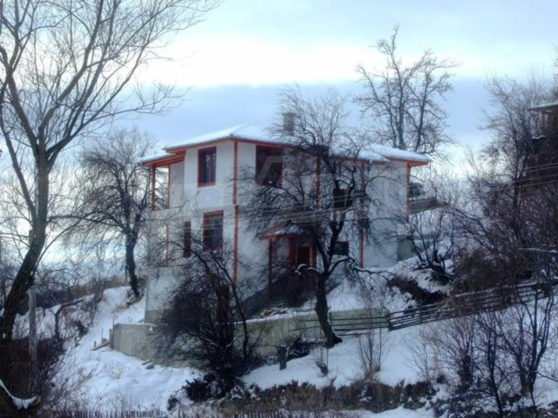 Großes neues Haus in der Nähe des Skigebiets 4