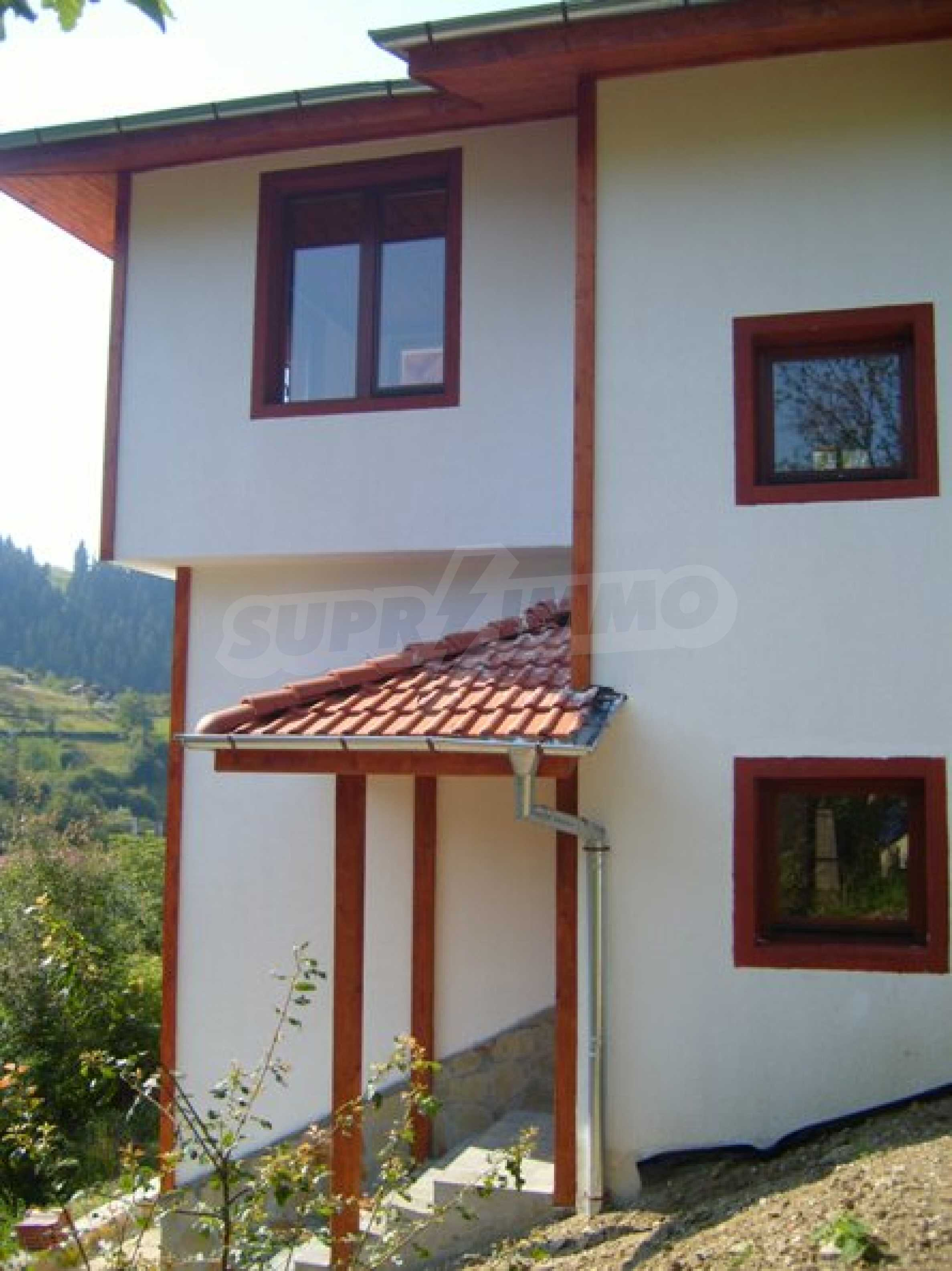 Großes neues Haus in der Nähe des Skigebiets 5