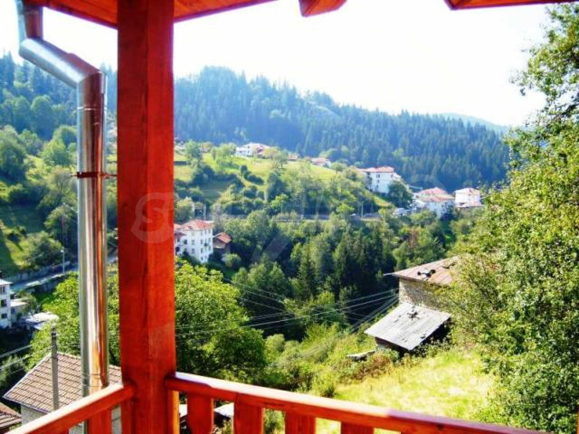 Голяма нова къща близо до ски курорт 6