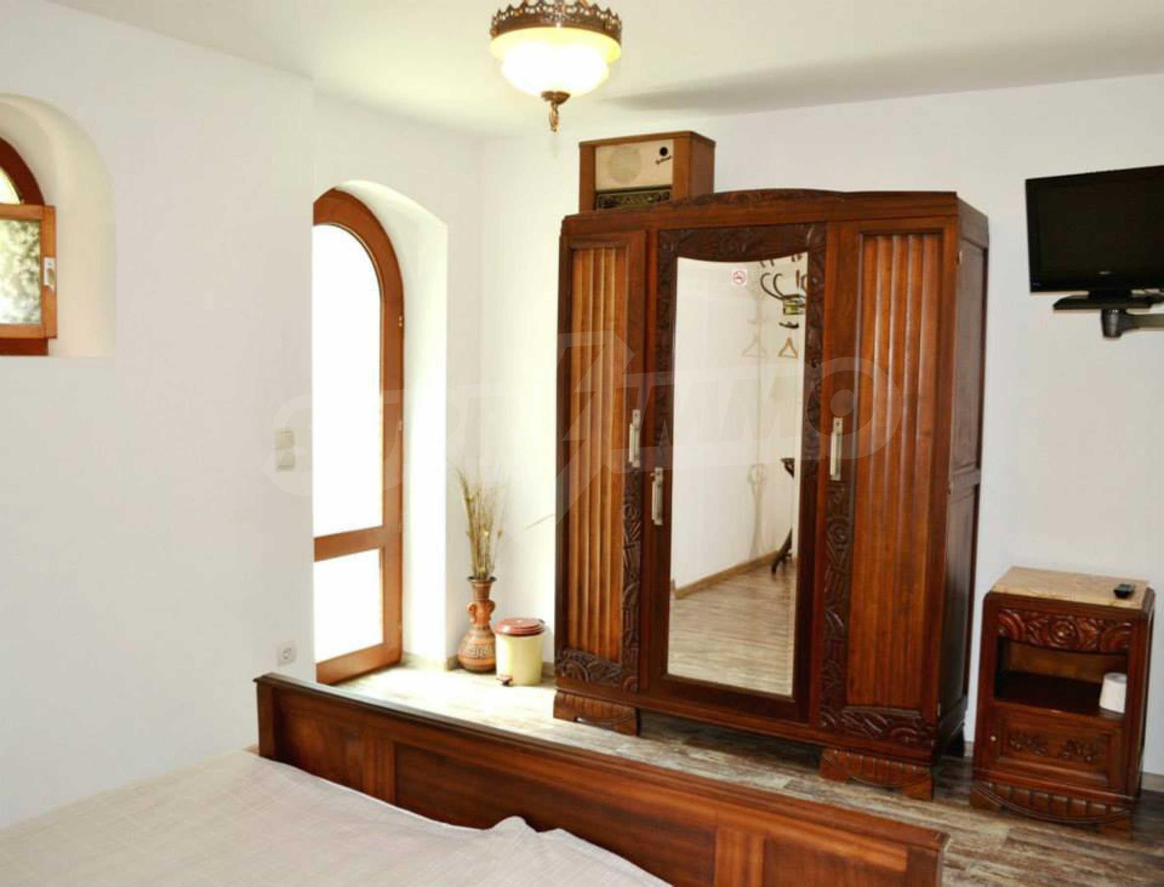 Напълно обзаведена къща за гости в Арбанаси 16