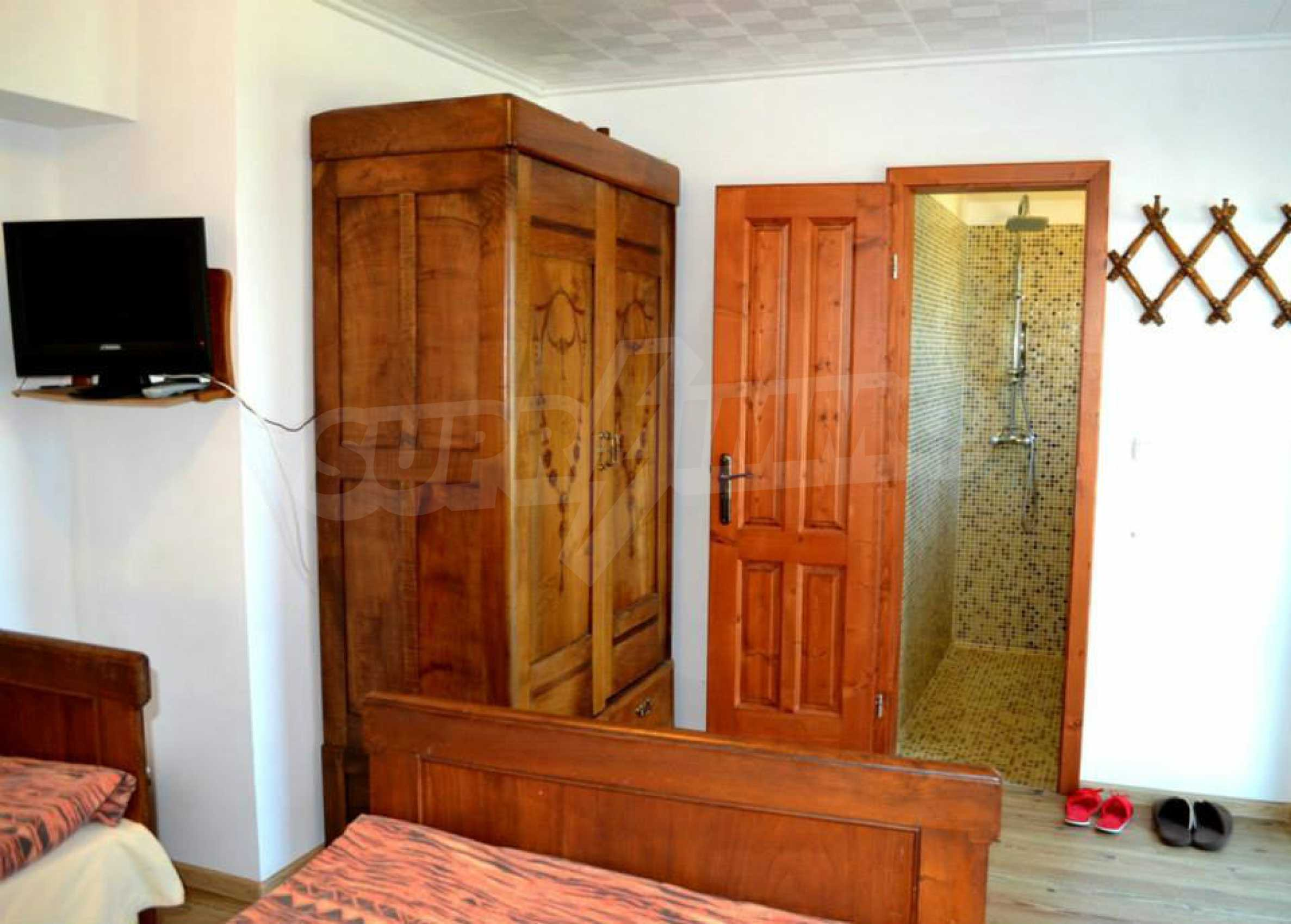 Напълно обзаведена къща за гости в Арбанаси 25