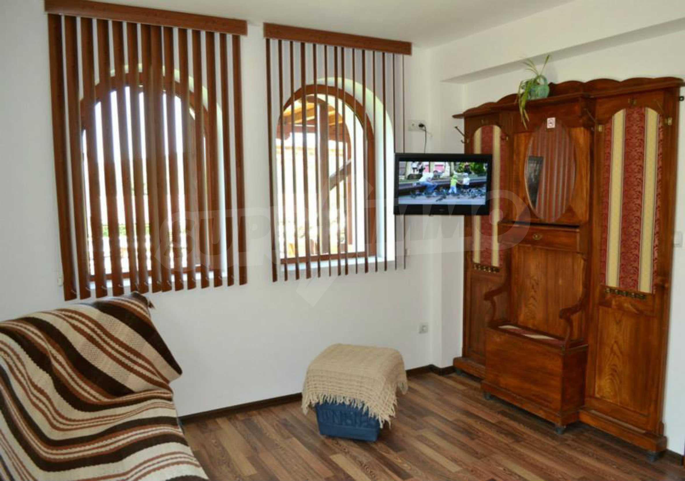 Напълно обзаведена къща за гости в Арбанаси 29