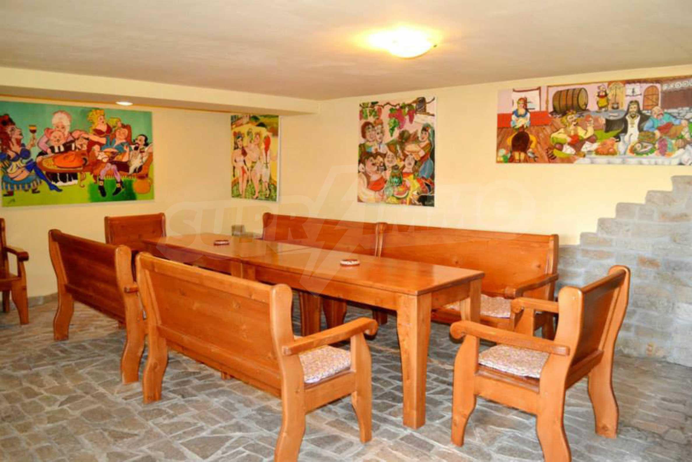 Напълно обзаведена къща за гости в Арбанаси 35