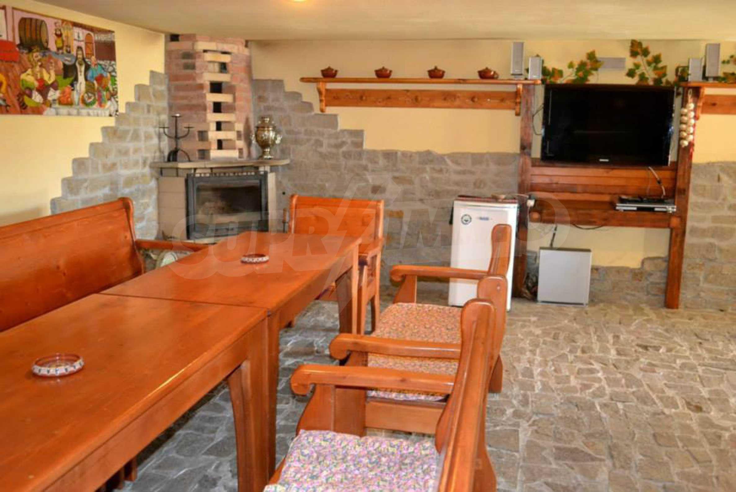 Напълно обзаведена къща за гости в Арбанаси 36