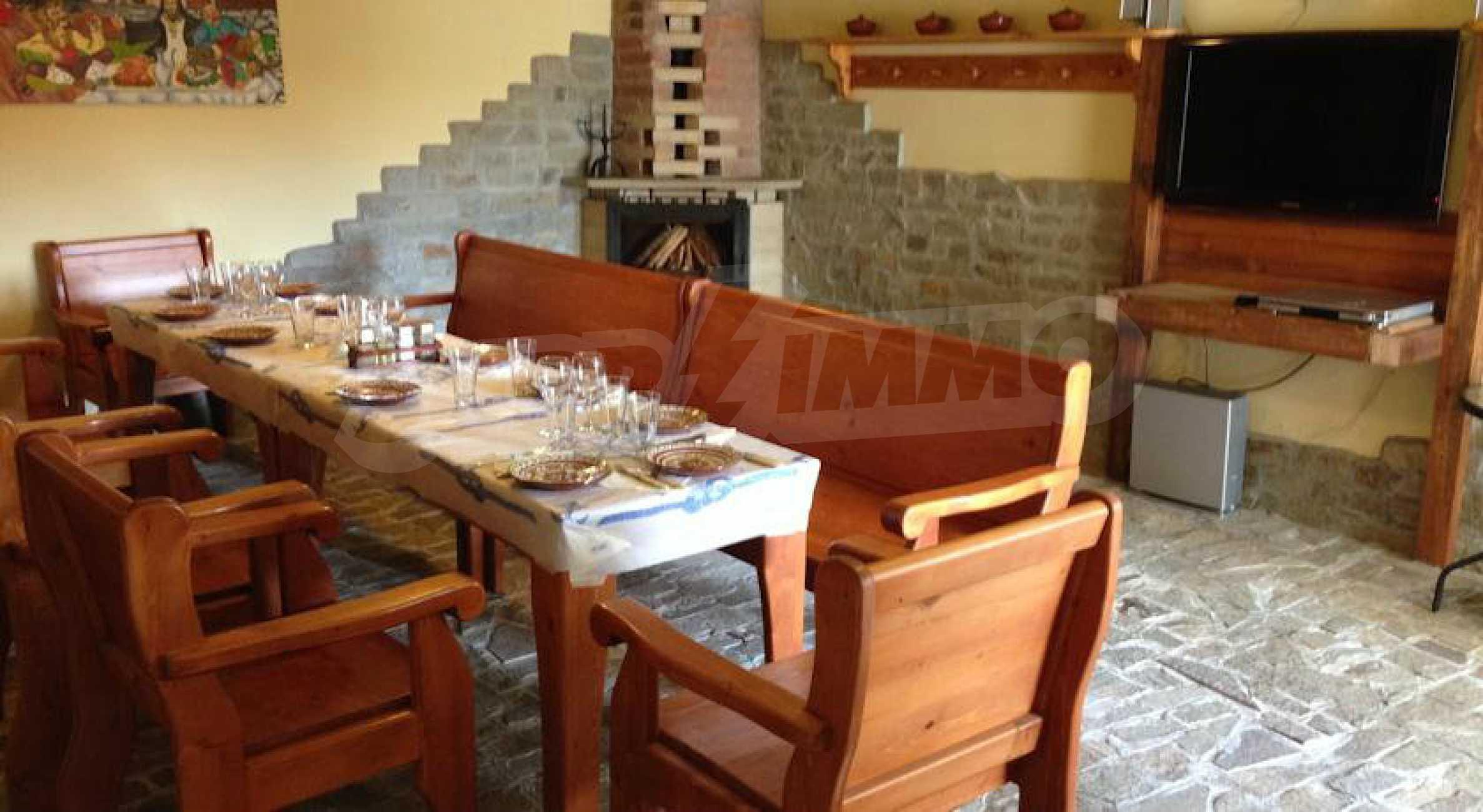 Напълно обзаведена къща за гости в Арбанаси 38